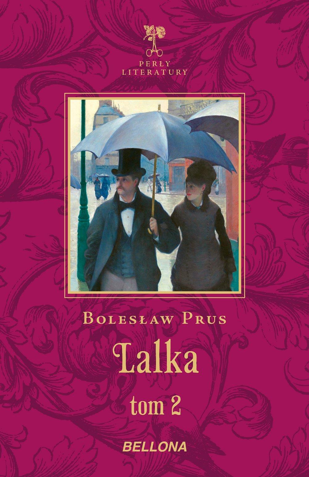 Lalka. Tom 2 - Ebook (Książka na Kindle) do pobrania w formacie MOBI