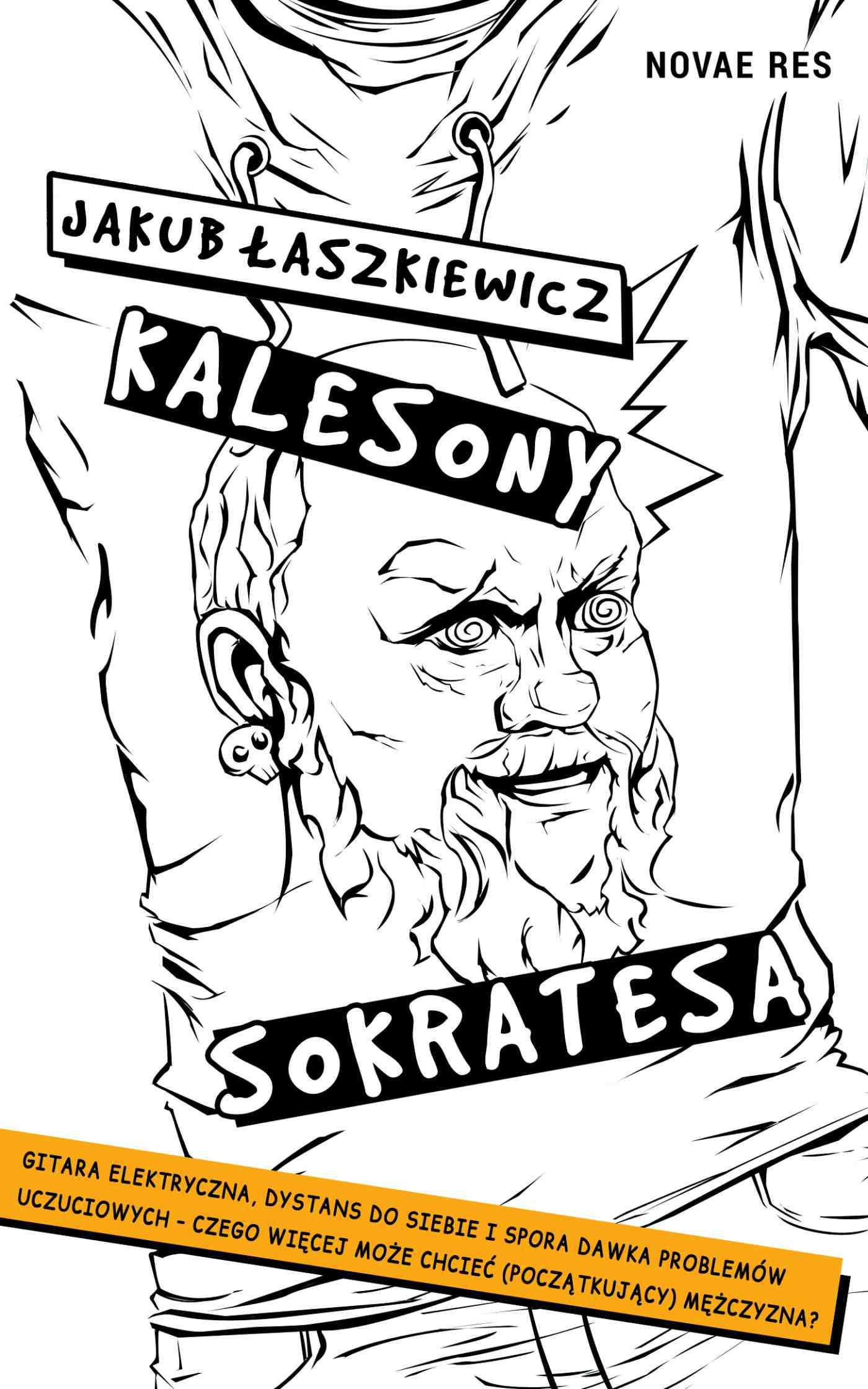 Kalesony Sokratesa - Ebook (Książka na Kindle) do pobrania w formacie MOBI