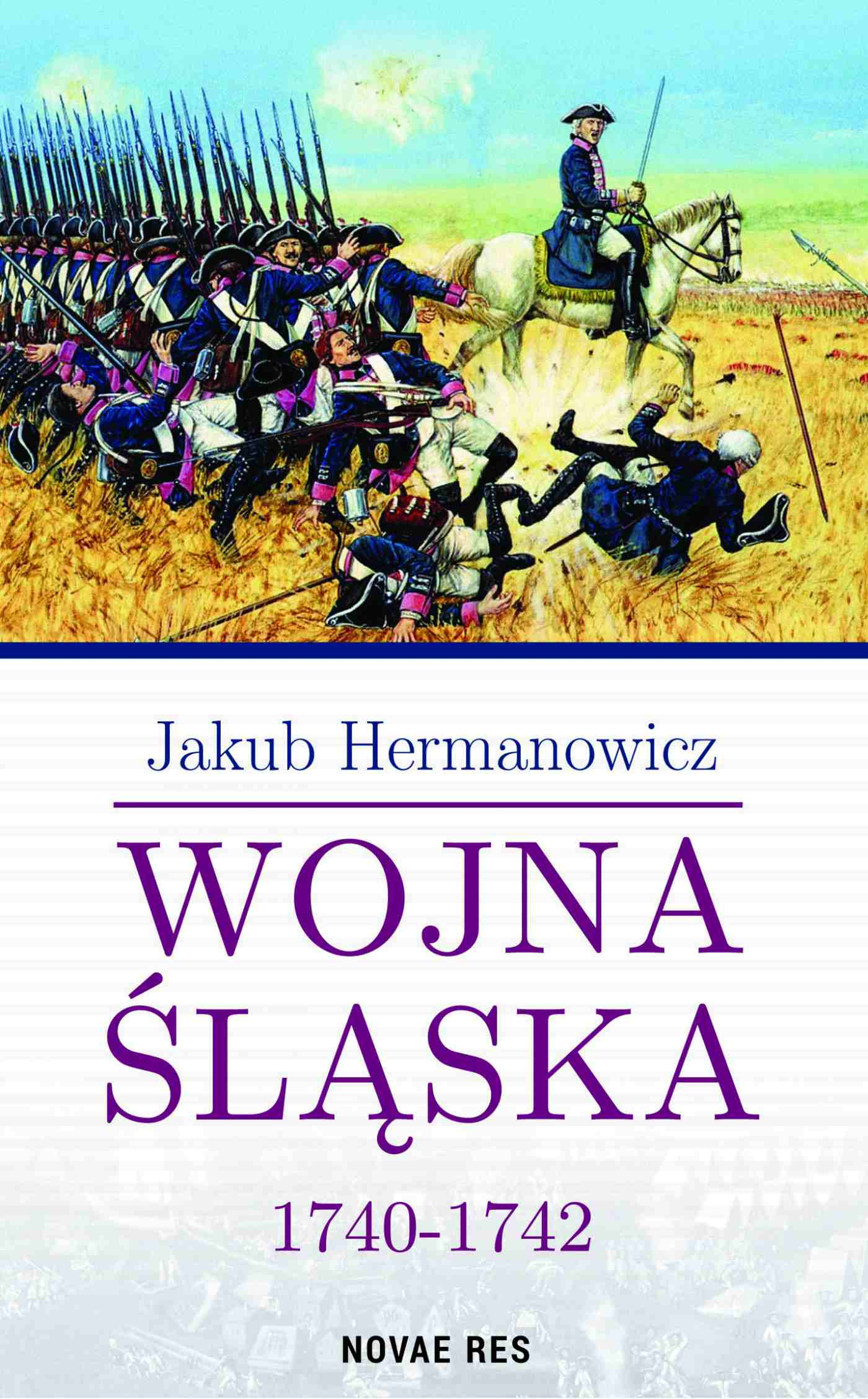Wojna Śląska 1740-1742 - Ebook (Książka EPUB) do pobrania w formacie EPUB
