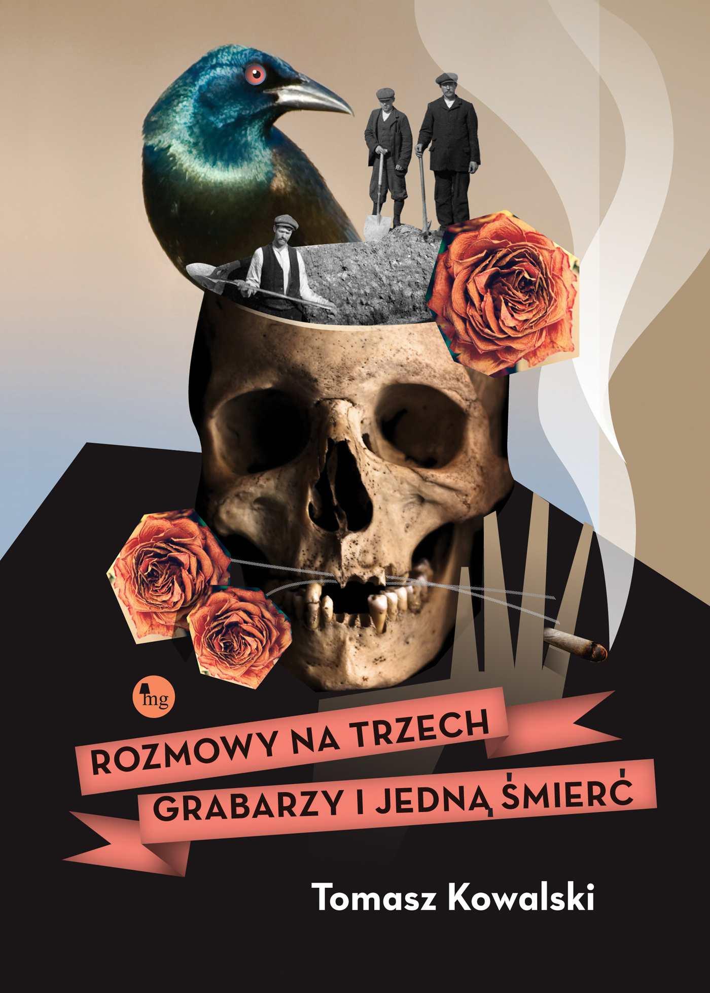 Rozmowy na trzech grabarzy i jedną śmierć - Ebook (Książka na Kindle) do pobrania w formacie MOBI
