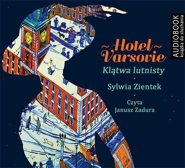Hotel Varsovie - darmowy fragment - Audiobook (Książka audio MP3) do pobrania w całości w archiwum ZIP
