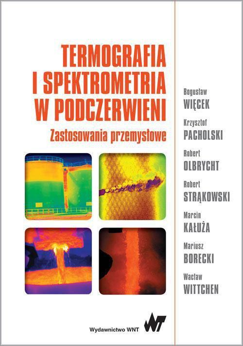 Termografia i spektrometria w podczerwieni - Ebook (Książka EPUB) do pobrania w formacie EPUB