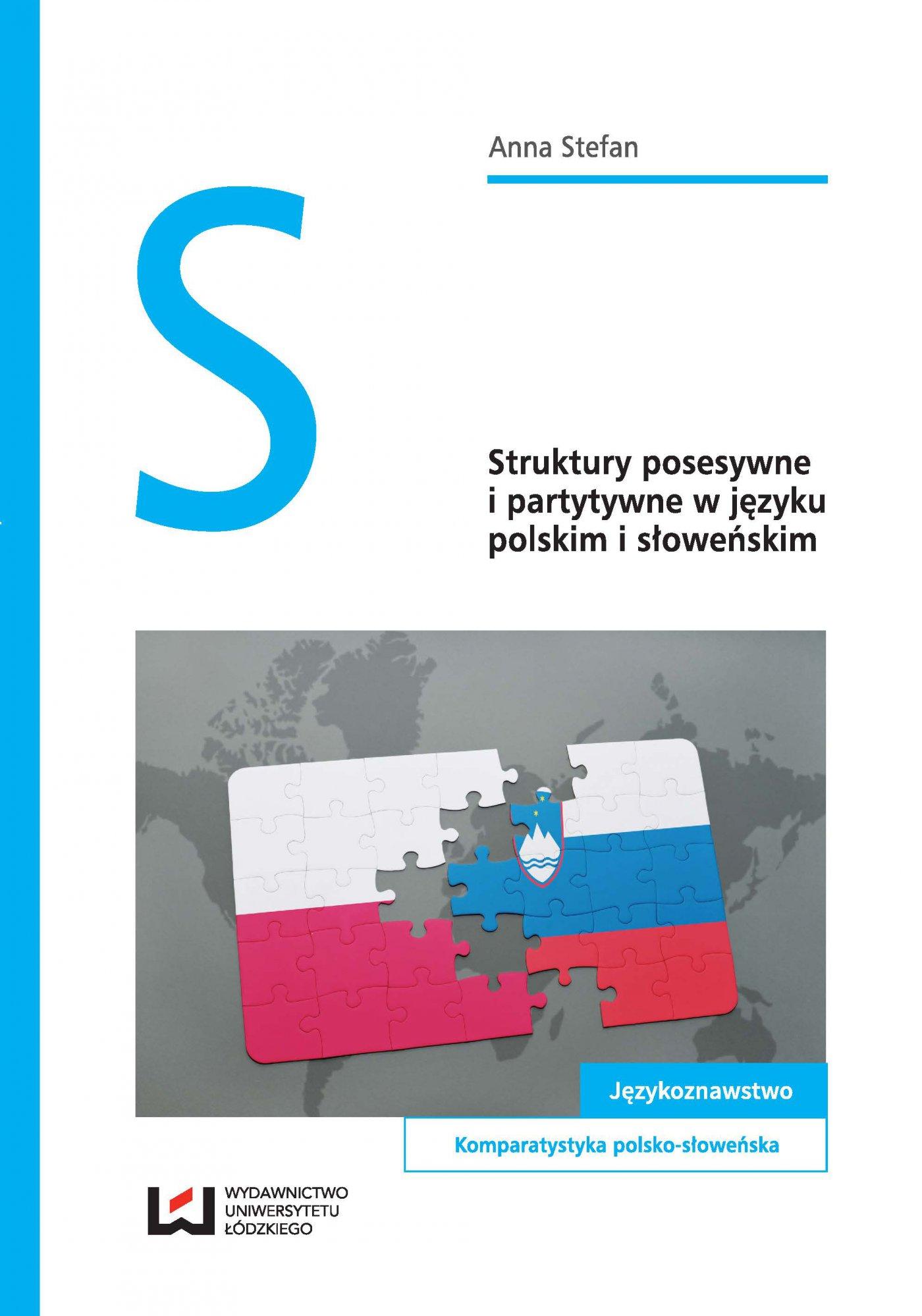 Struktury posesywne i partytywne w języku polskim i słoweńskim - Ebook (Książka PDF) do pobrania w formacie PDF