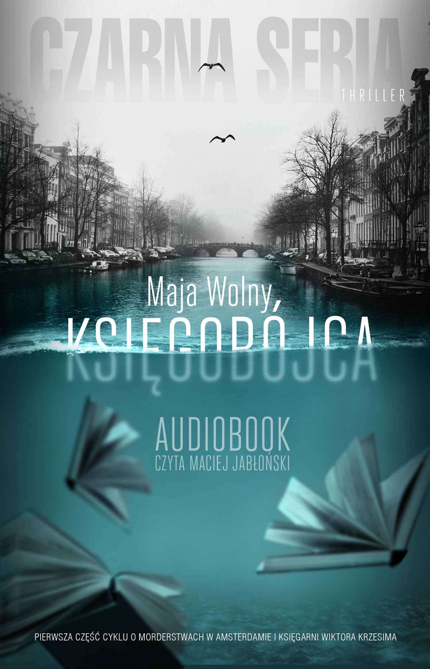 Księgobójca - Audiobook (Książka audio MP3) do pobrania w całości w archiwum ZIP