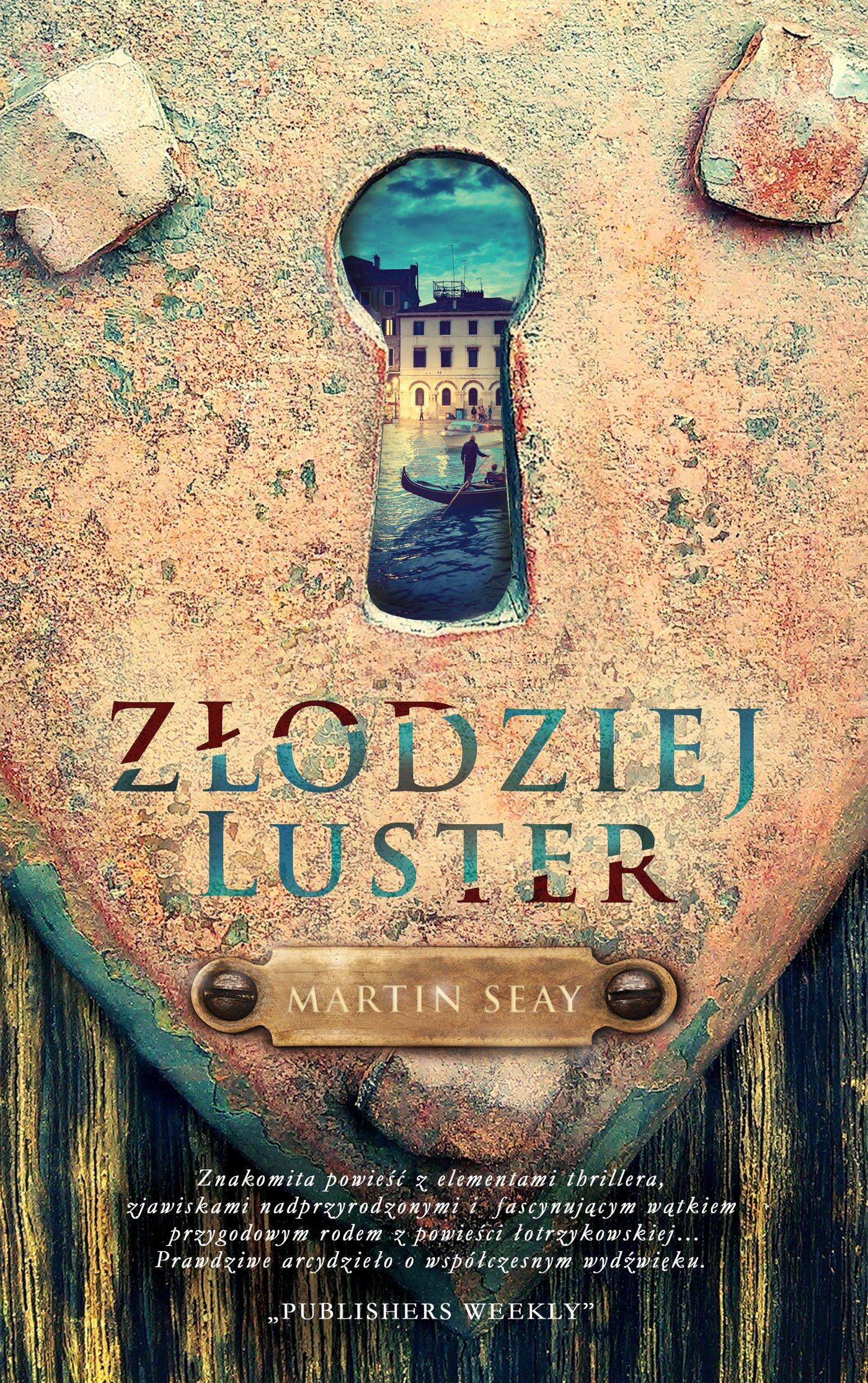 Złodziej luster - Ebook (Książka na Kindle) do pobrania w formacie MOBI
