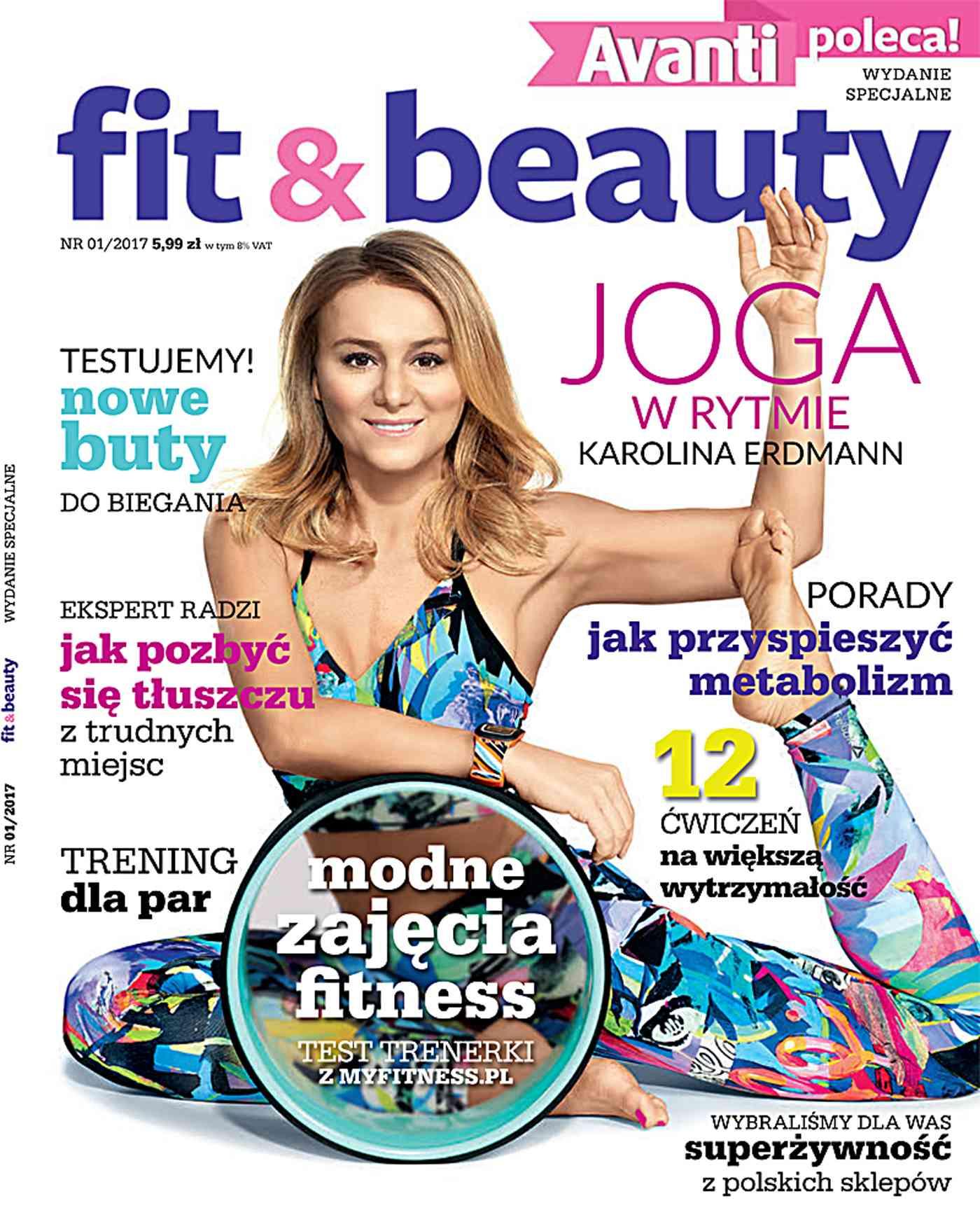 Avanti. Wydanie Specjalne. Fit & Beauty 1/2017 - Ebook (Książka PDF) do pobrania w formacie PDF