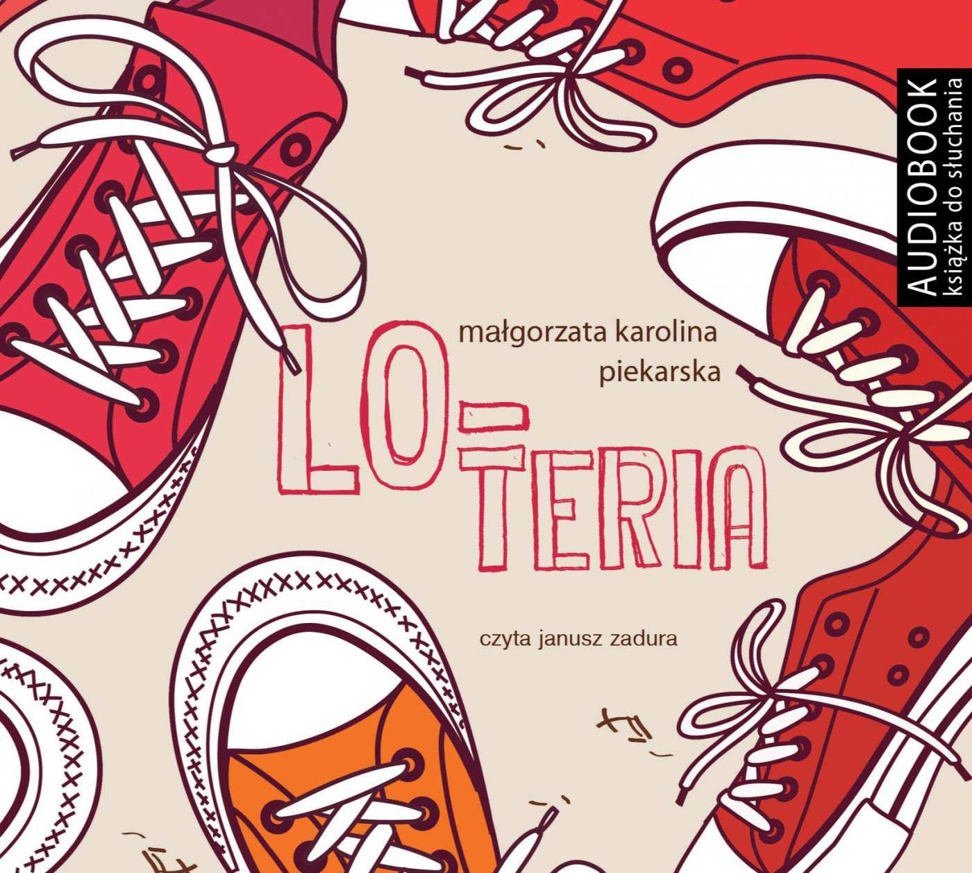 LO-teria - Audiobook (Książka audio MP3) do pobrania w całości w archiwum ZIP