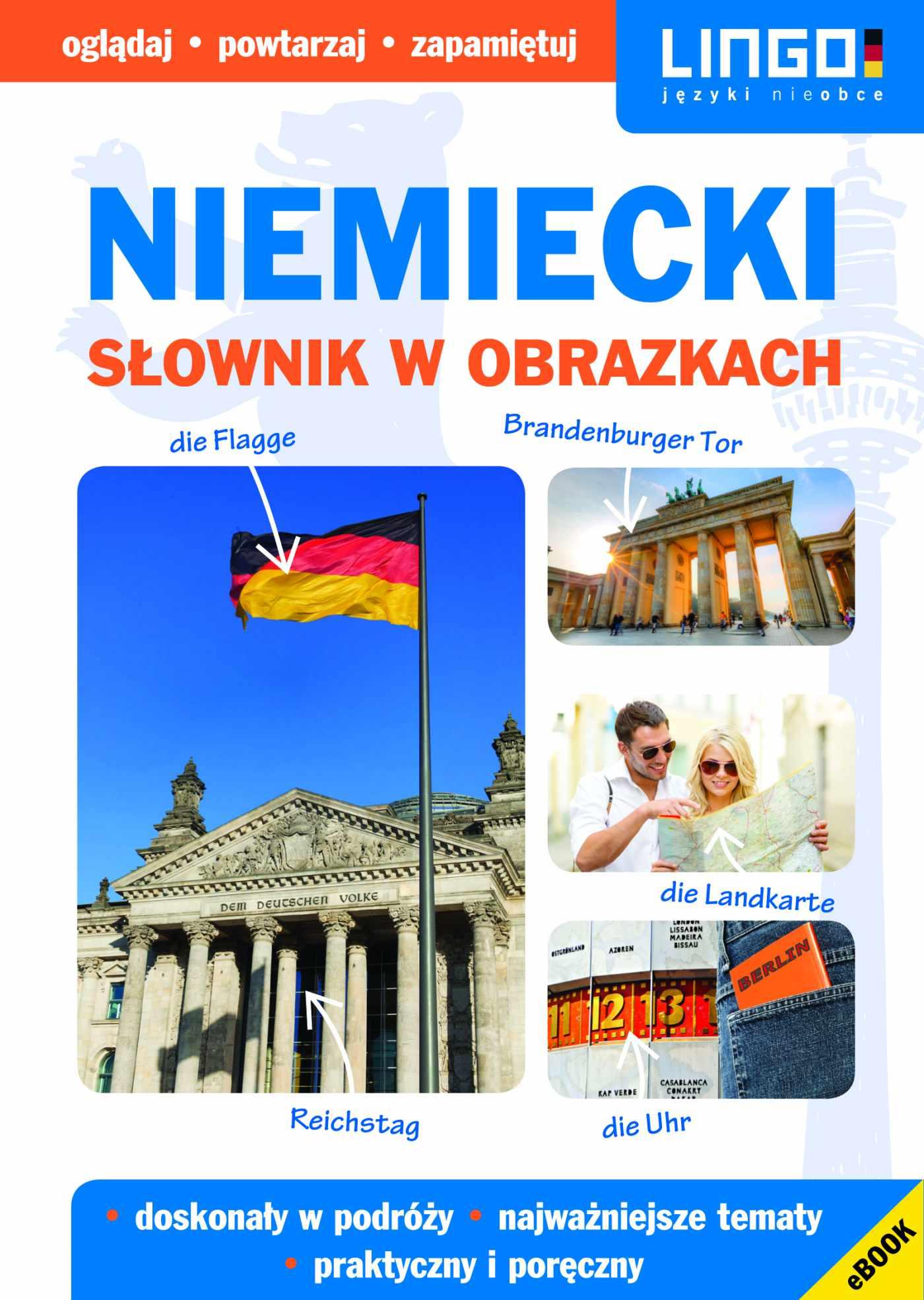 Niemiecki. Słownik w obrazkach. eBook - Ebook (Książka PDF) do pobrania w formacie PDF