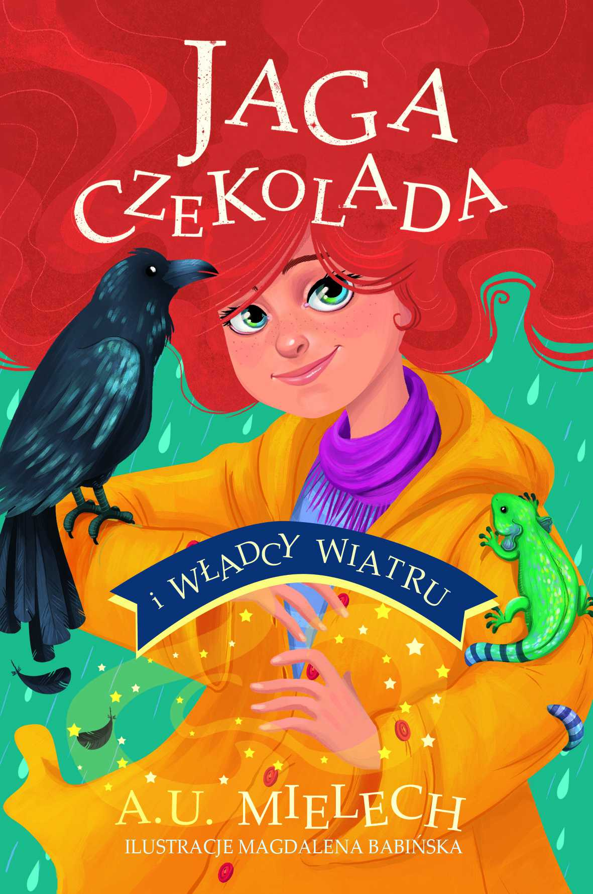 Jaga Czekolada i władcy wiatru. T. 2 - Ebook (Książka EPUB) do pobrania w formacie EPUB