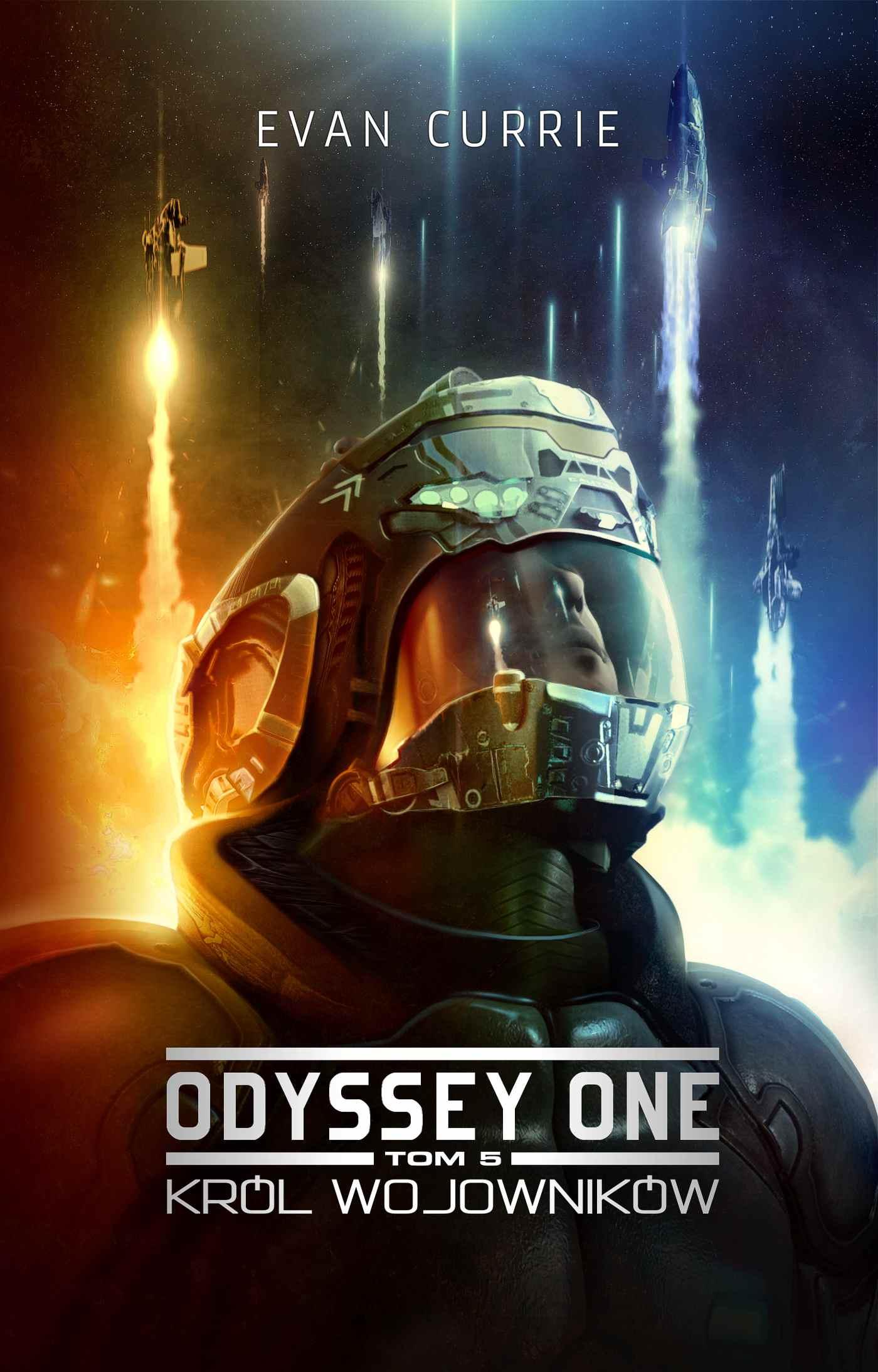 Odyssey One. Tom 5. Król wojowników - Ebook (Książka na Kindle) do pobrania w formacie MOBI
