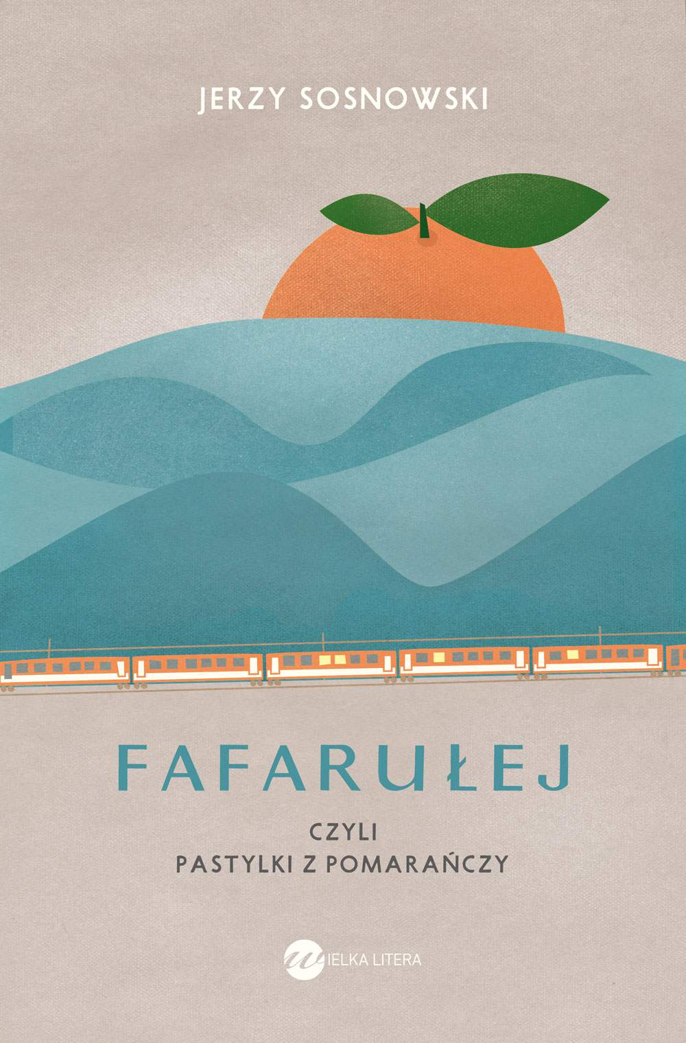 Fafarułej czyli pastylki z pomarańczy - Ebook (Książka na Kindle) do pobrania w formacie MOBI