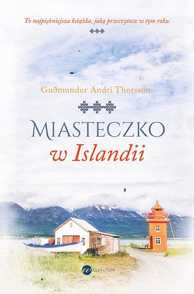 Miasteczko w Islandii - Ebook (Książka na Kindle) do pobrania w formacie MOBI