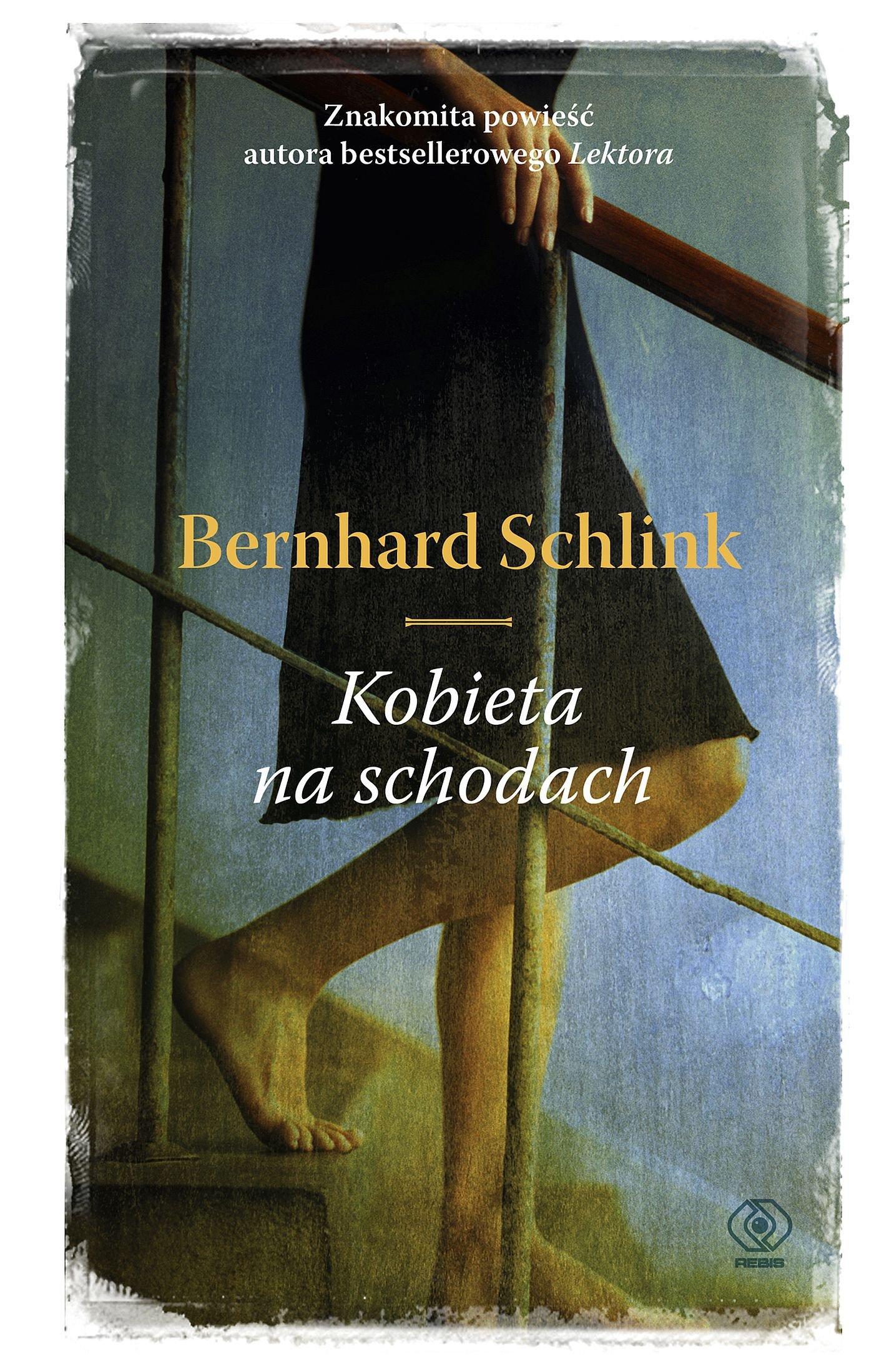 Kobieta na schodach - Ebook (Książka na Kindle) do pobrania w formacie MOBI