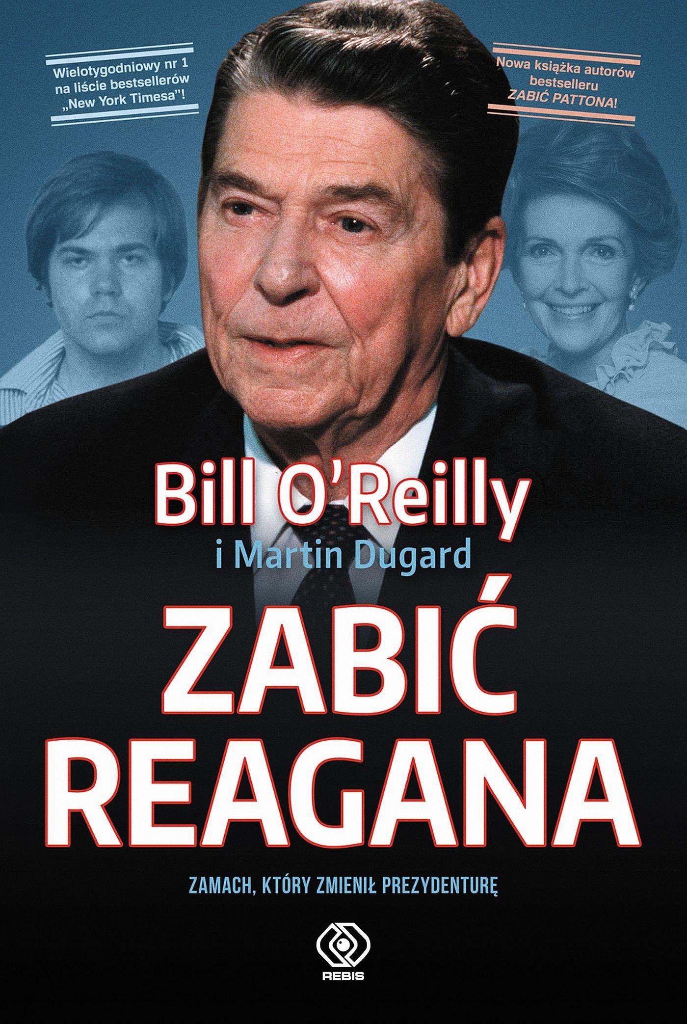 Zabić Reagana - Ebook (Książka na Kindle) do pobrania w formacie MOBI