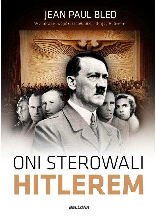 Oni sterowali Hitlerem - Ebook (Książka na Kindle) do pobrania w formacie MOBI