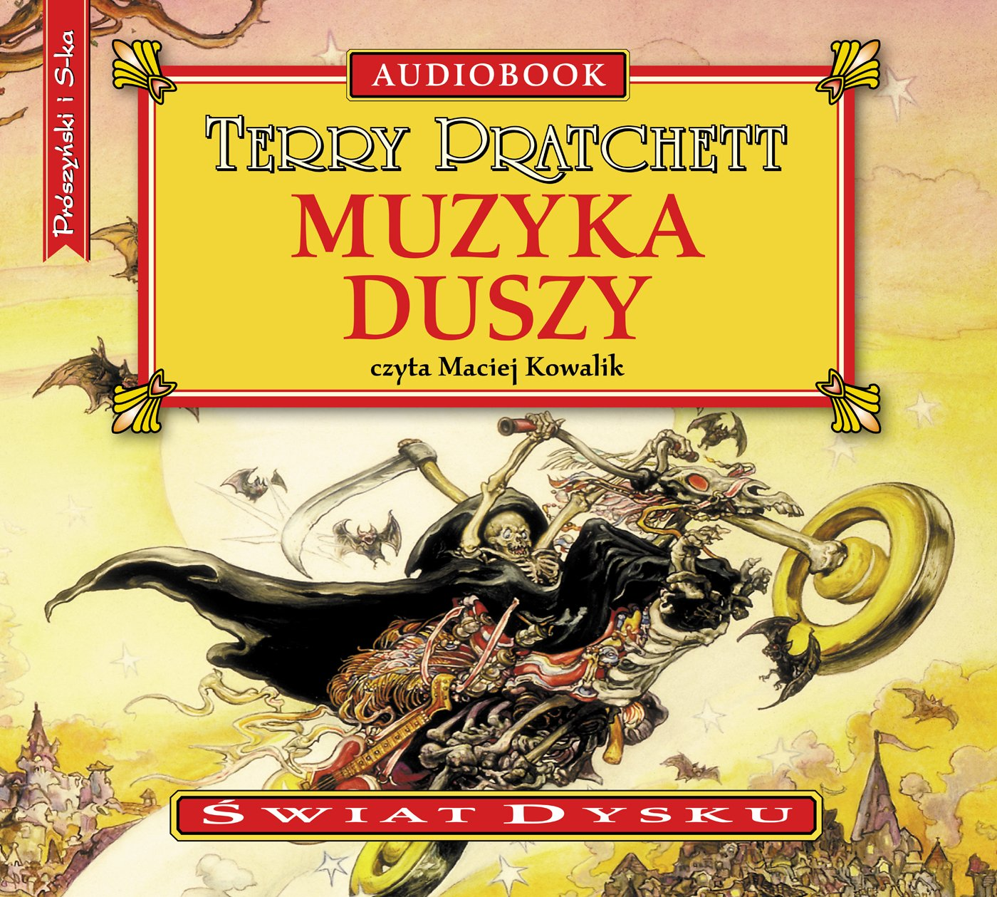 Muzyka duszy - Audiobook (Książka audio MP3) do pobrania w całości w archiwum ZIP