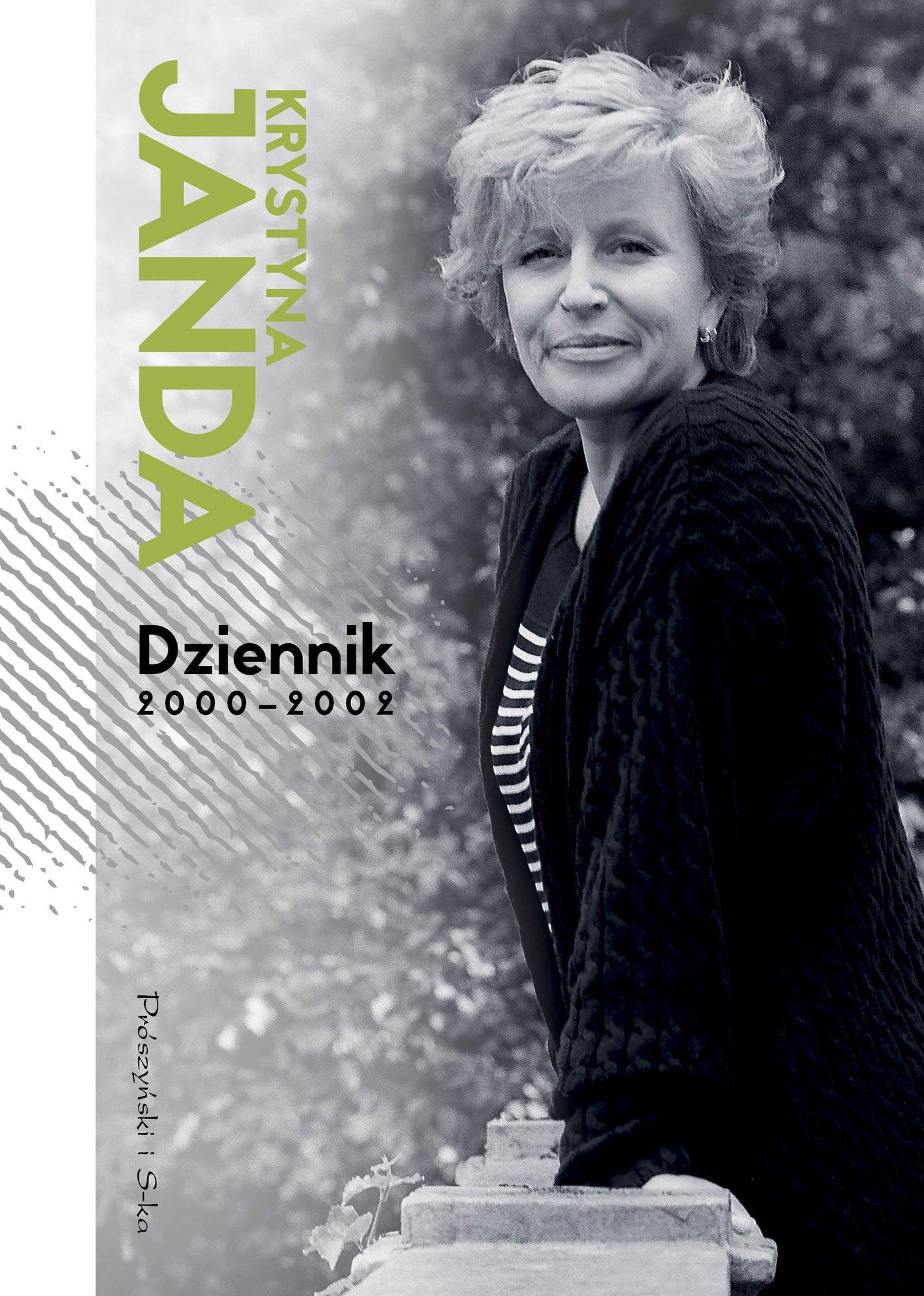 Dziennik 2000-2002 - Ebook (Książka EPUB) do pobrania w formacie EPUB