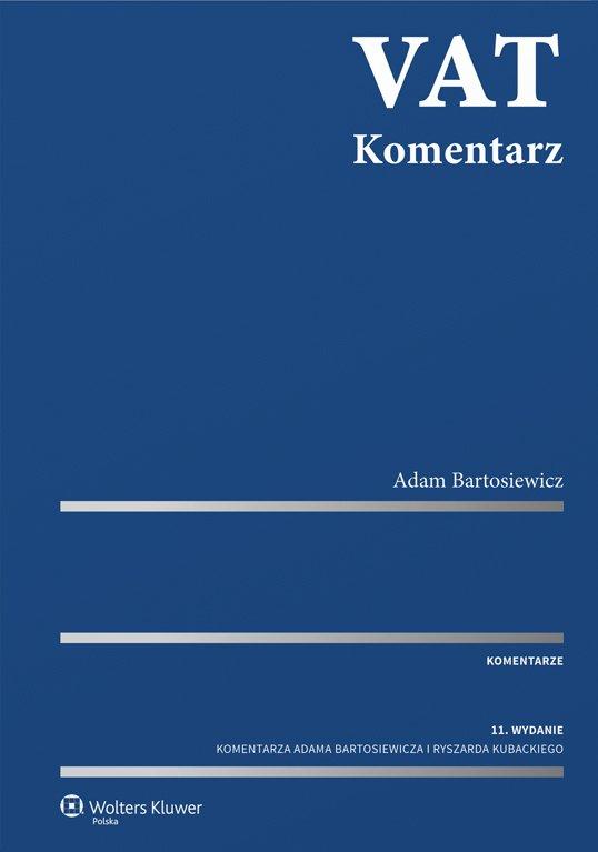 VAT. Komentarz 2017 - Ebook (Książka PDF) do pobrania w formacie PDF