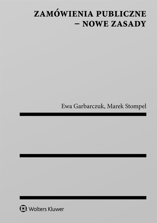 Zamówienia publiczne - nowe zasady - Ebook (Książka PDF) do pobrania w formacie PDF
