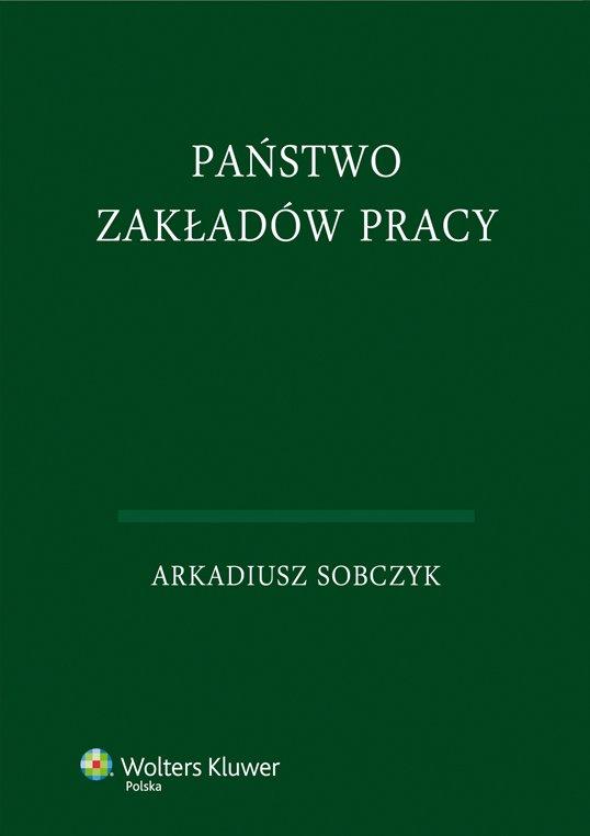 Państwo zakładów pracy - Ebook (Książka PDF) do pobrania w formacie PDF