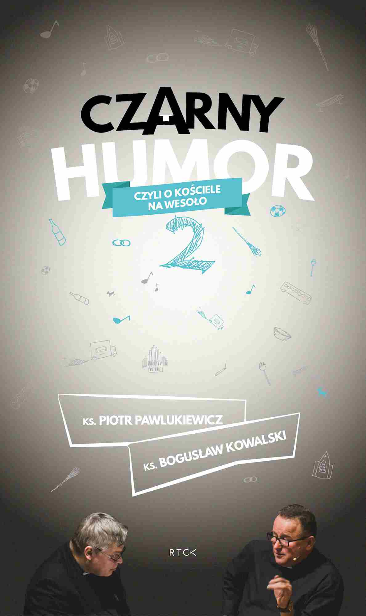 Czarny humor 2 - Audiobook (Książka audio MP3) do pobrania w całości w archiwum ZIP