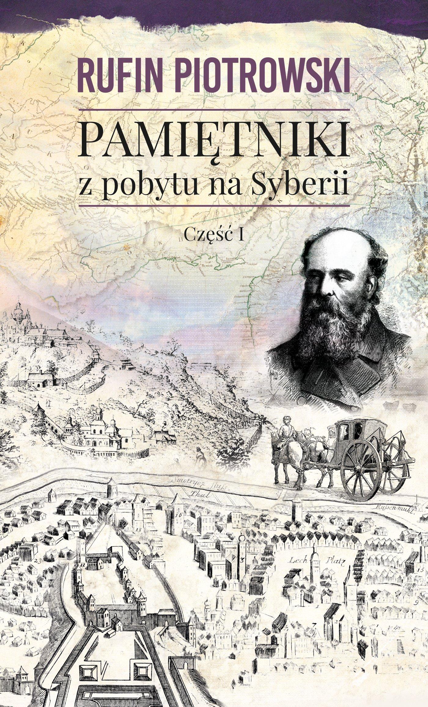 Pamiętniki z pobytu na Syberii, część I - Ebook (Książka EPUB) do pobrania w formacie EPUB