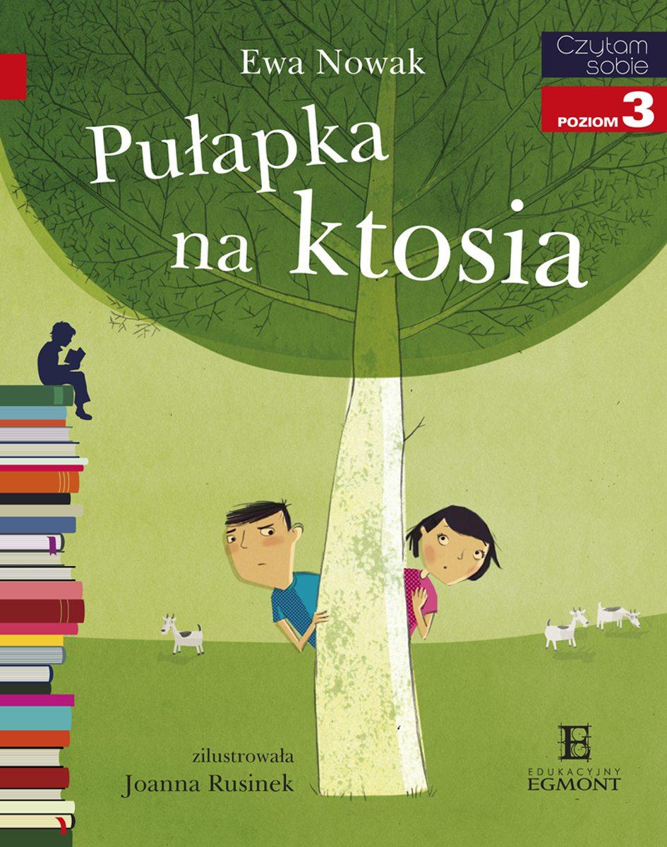 Pułapka na ktosia - Ebook (Książka na Kindle) do pobrania w formacie MOBI