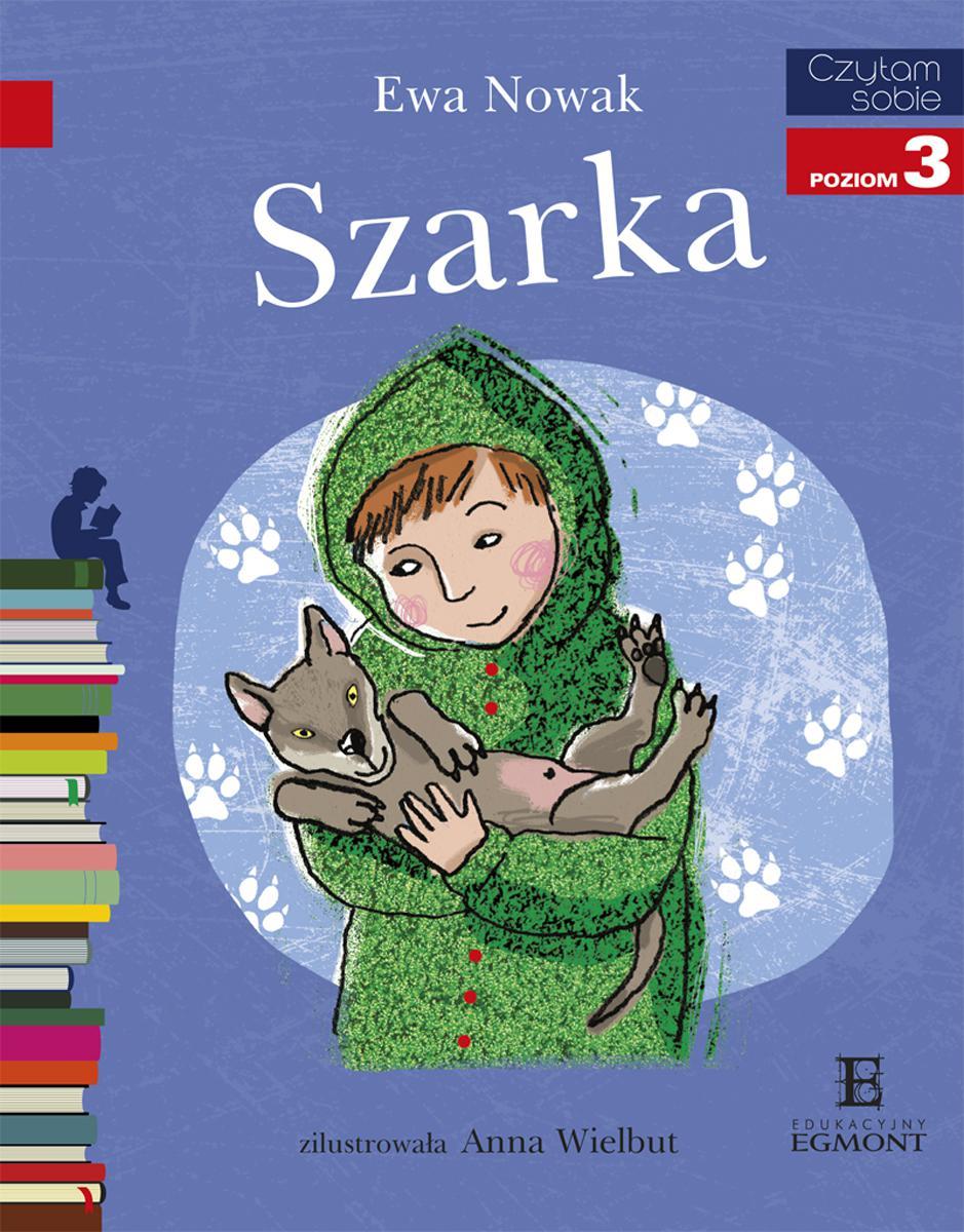 Szarka - Ebook (Książka na Kindle) do pobrania w formacie MOBI