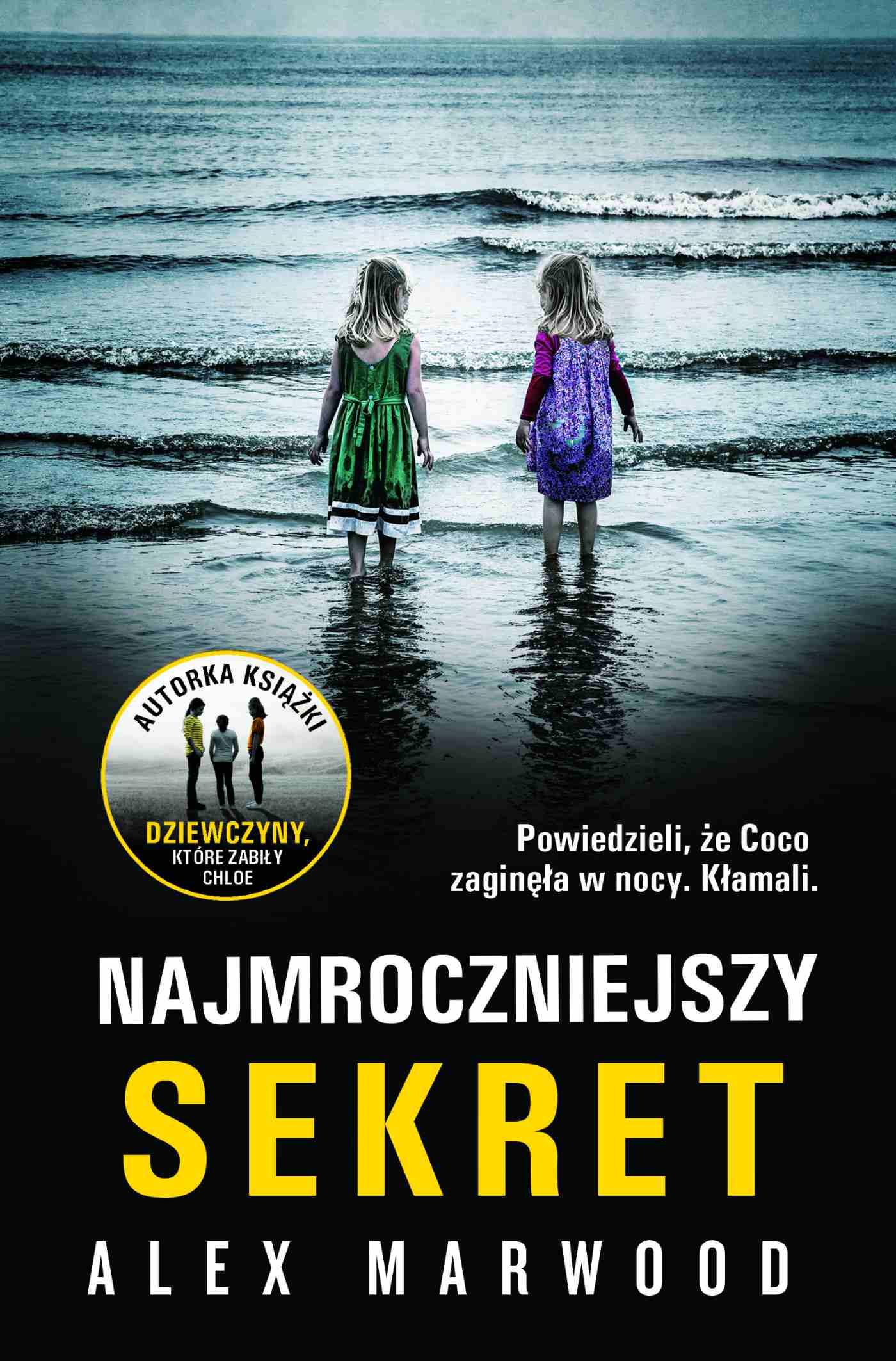 Najmroczniejszy sekret - Ebook (Książka EPUB) do pobrania w formacie EPUB