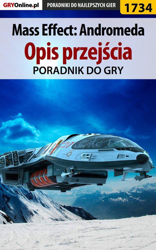 Mass Effect: Andromeda - Opis przejścia - poradnik do gry - Ebook (Książka EPUB) do pobrania w formacie EPUB