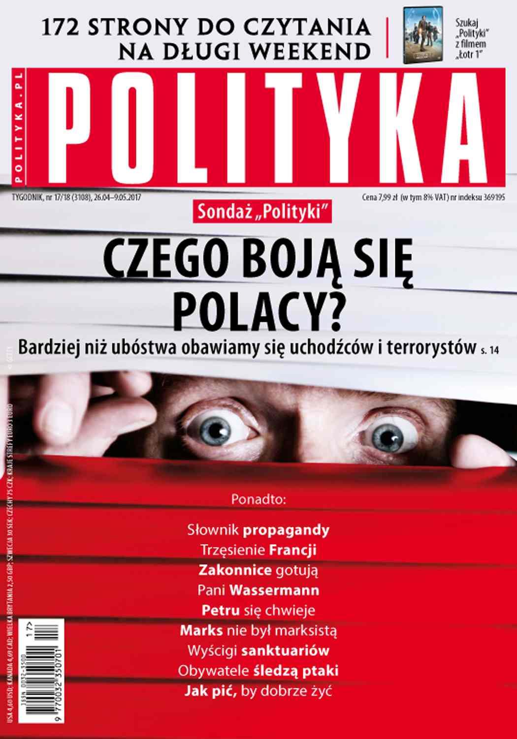 Polityka nr 17/2017 - Ebook (Książka PDF) do pobrania w formacie PDF