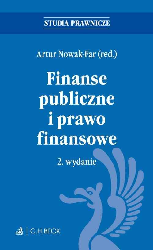 Finanse publiczne i prawo finansowe - Ebook (Książka PDF) do pobrania w formacie PDF