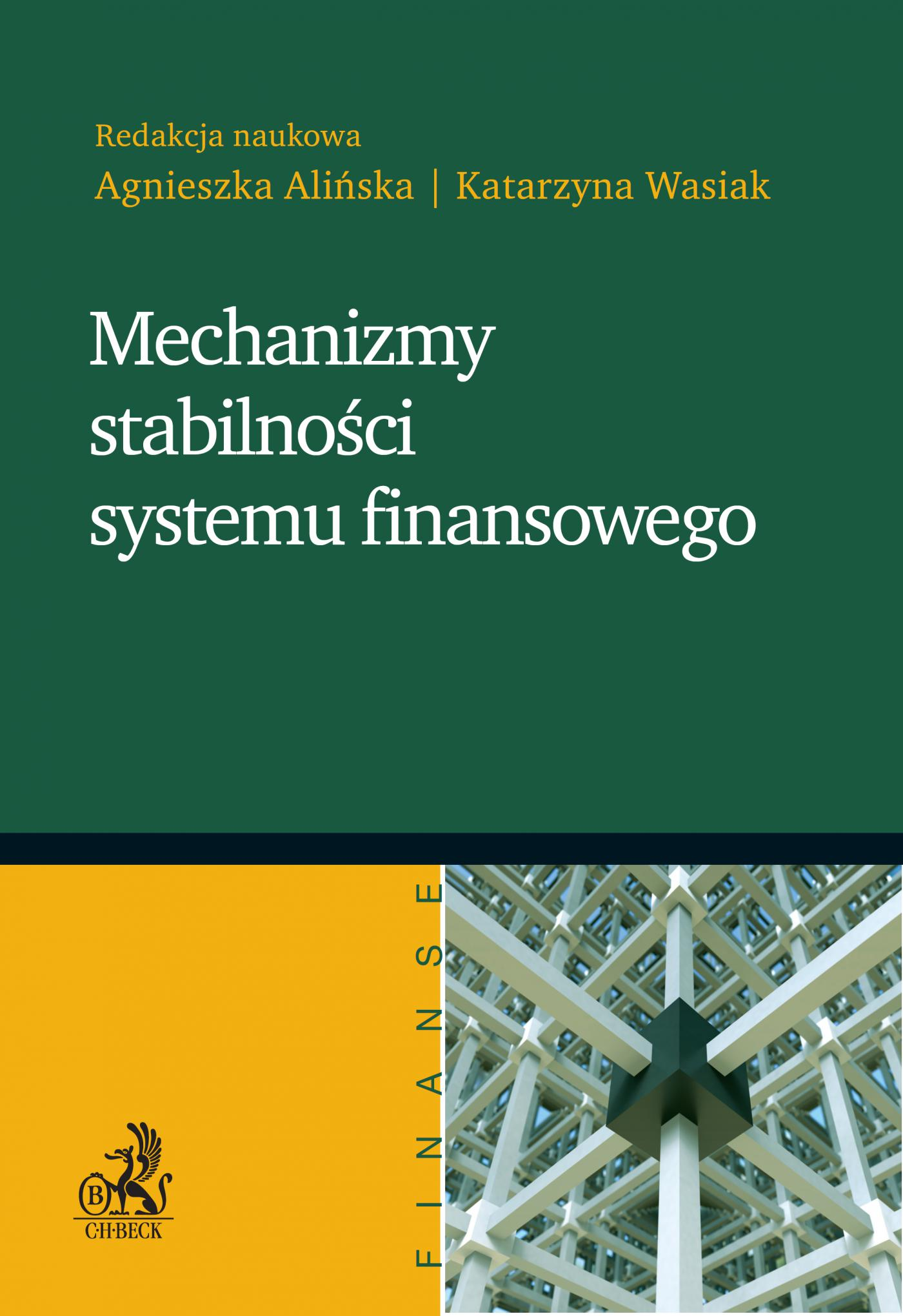 Mechanizmy stabilności systemu finansowego - Ebook (Książka PDF) do pobrania w formacie PDF