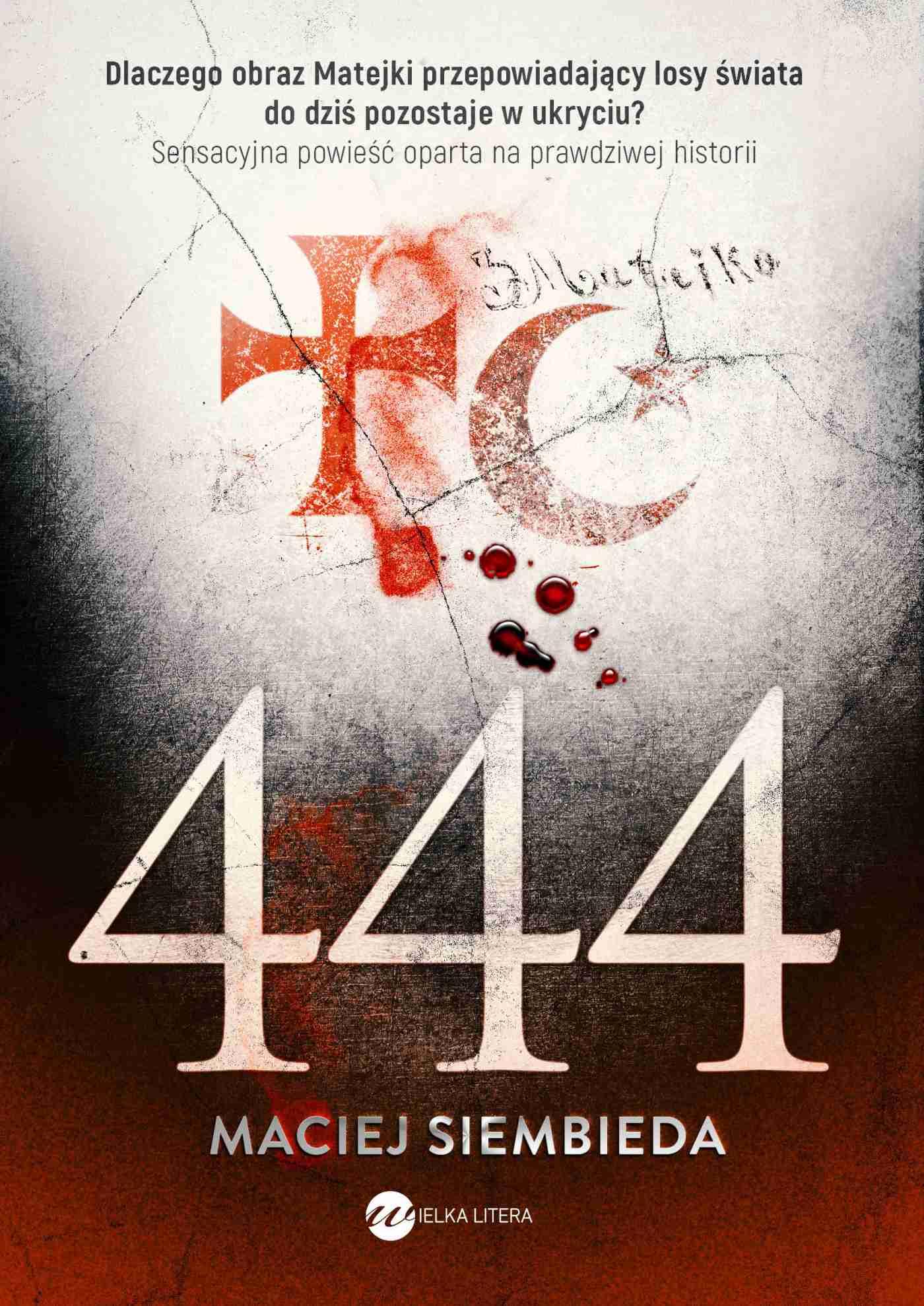 444 - Ebook (Książka EPUB) do pobrania w formacie EPUB