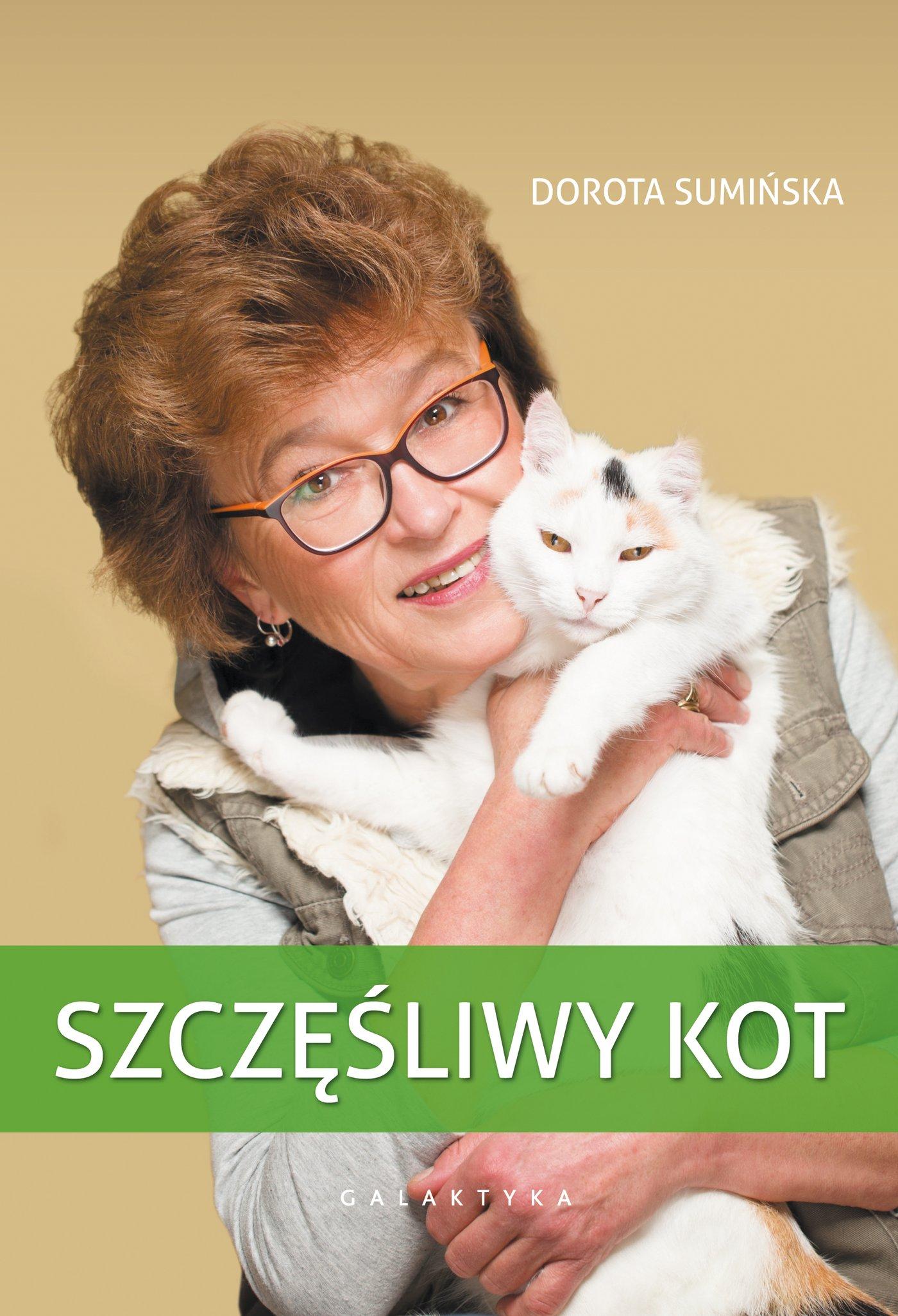Szczęśliwy kot - Ebook (Książka na Kindle) do pobrania w formacie MOBI