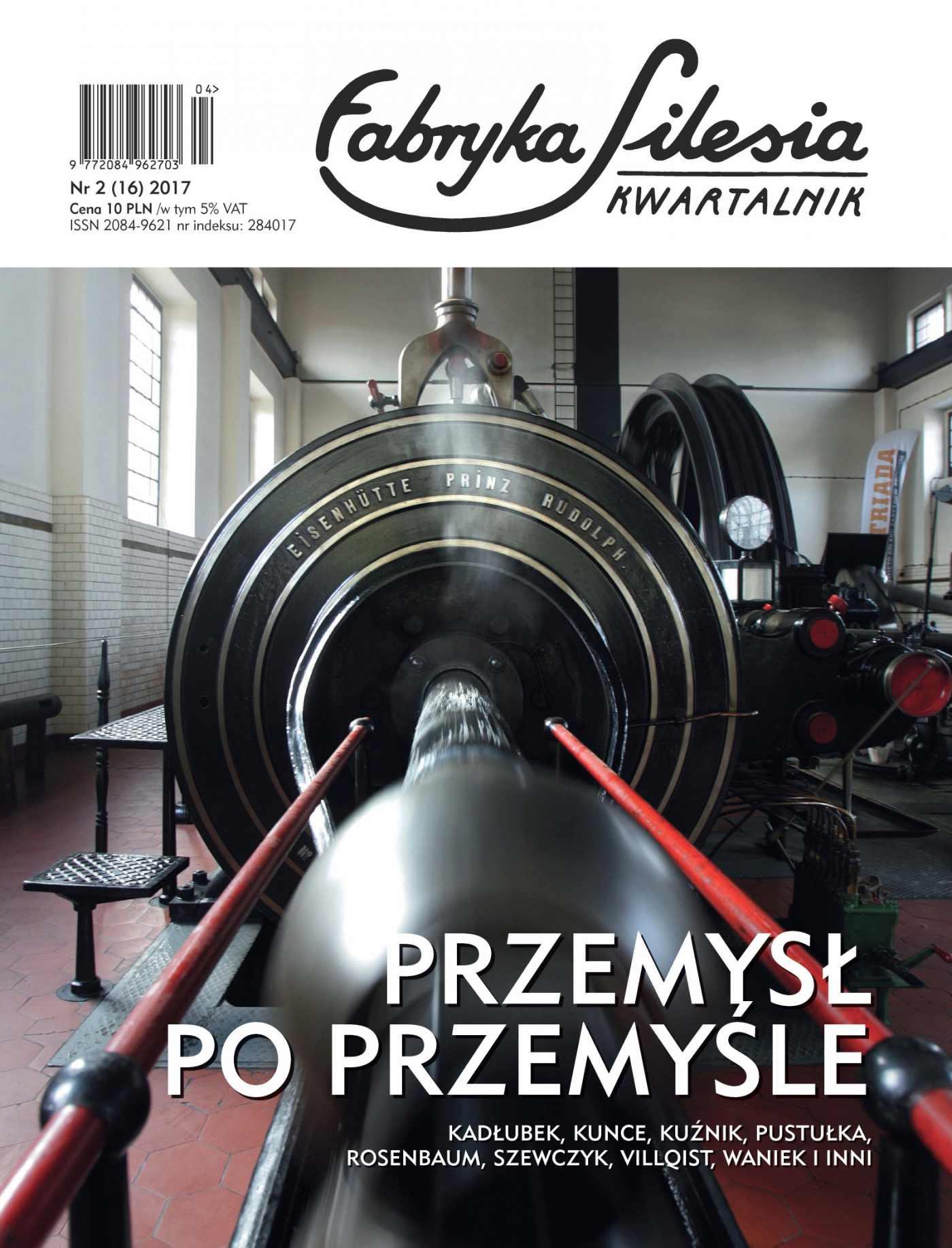 Fabryka Silesia 2(16)/2017 - Ebook (Książka PDF) do pobrania w formacie PDF
