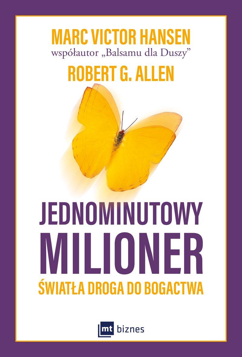 Jednominutowy milioner. Światła droga do bogactwa - Ebook (Książka na Kindle) do pobrania w formacie MOBI