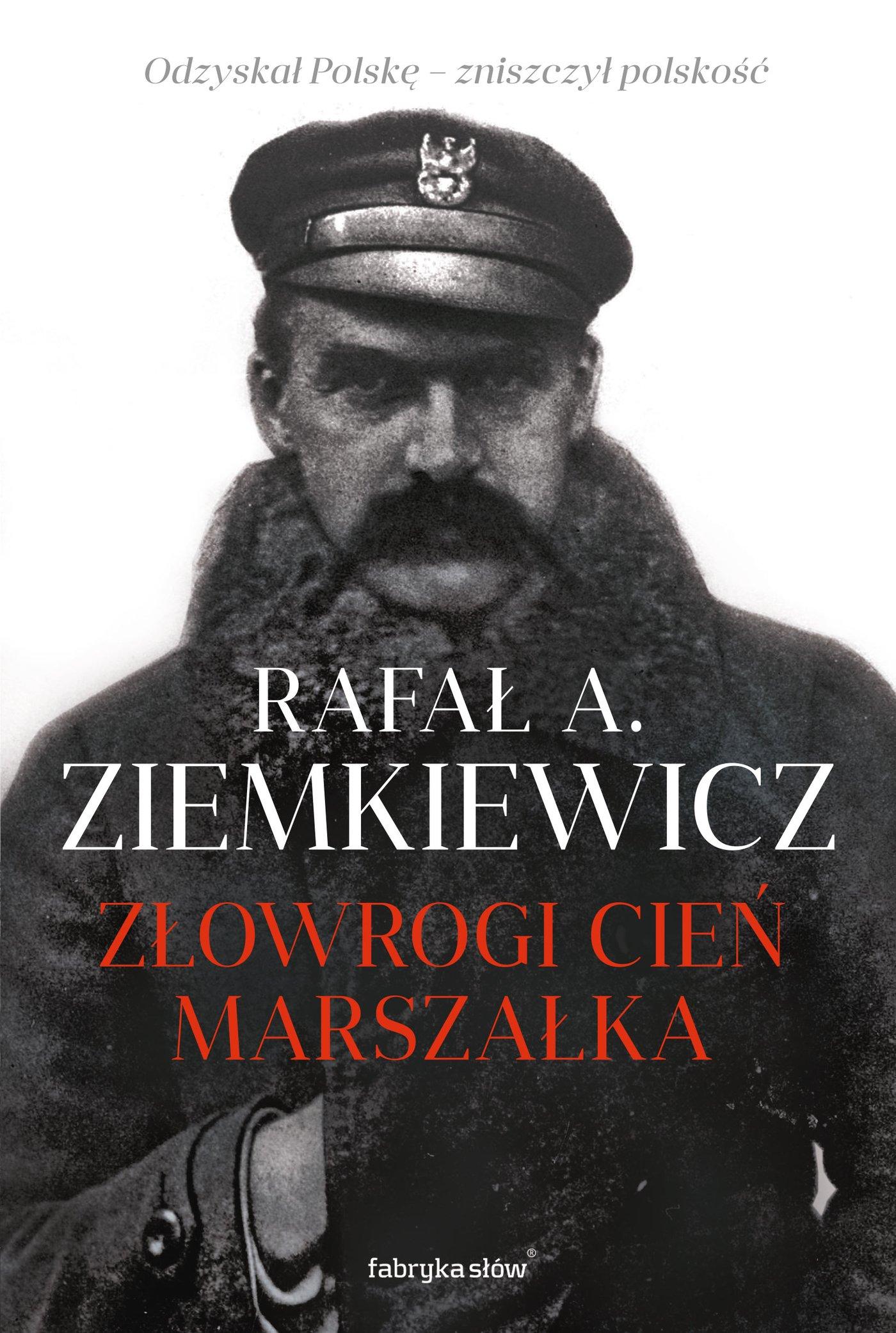 Złowrogi cień Marszałka - Ebook (Książka EPUB) do pobrania w formacie EPUB