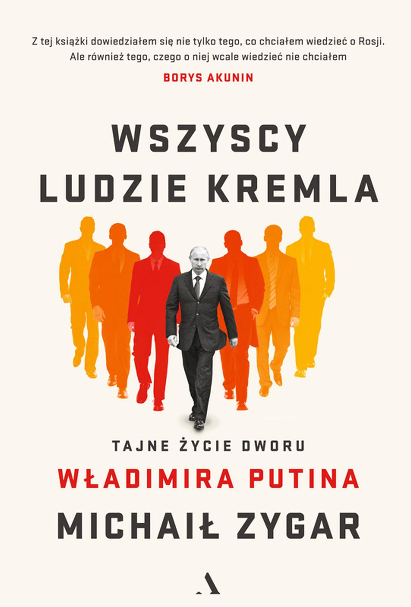 Wszyscy ludzie Kremla - Ebook (Książka na Kindle) do pobrania w formacie MOBI