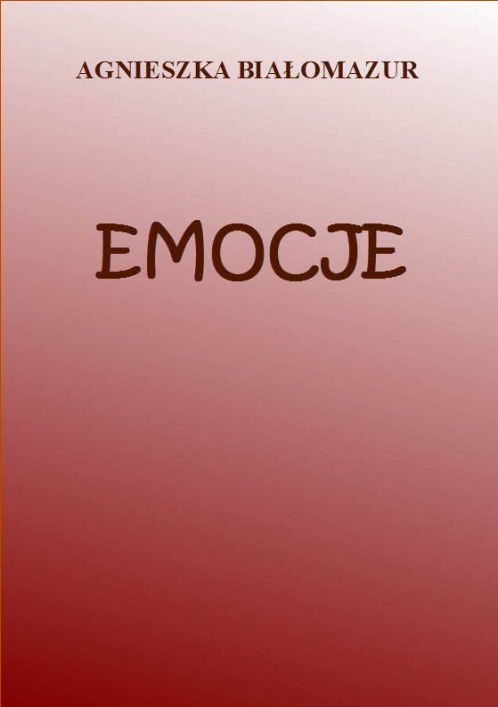 Emocje - Ebook (Książka PDF) do pobrania w formacie PDF