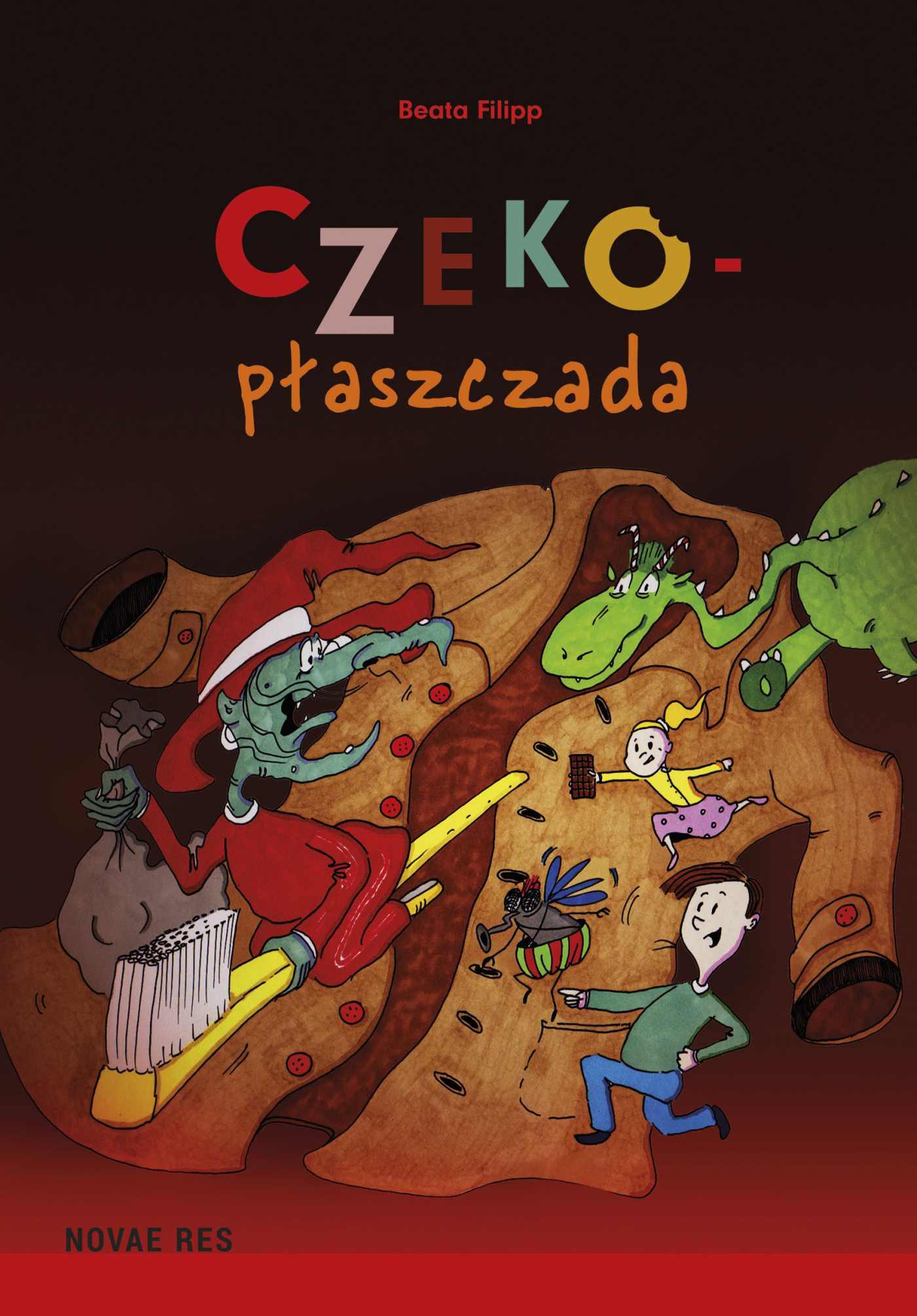 Czekopłaszczada - Ebook (Książka EPUB) do pobrania w formacie EPUB