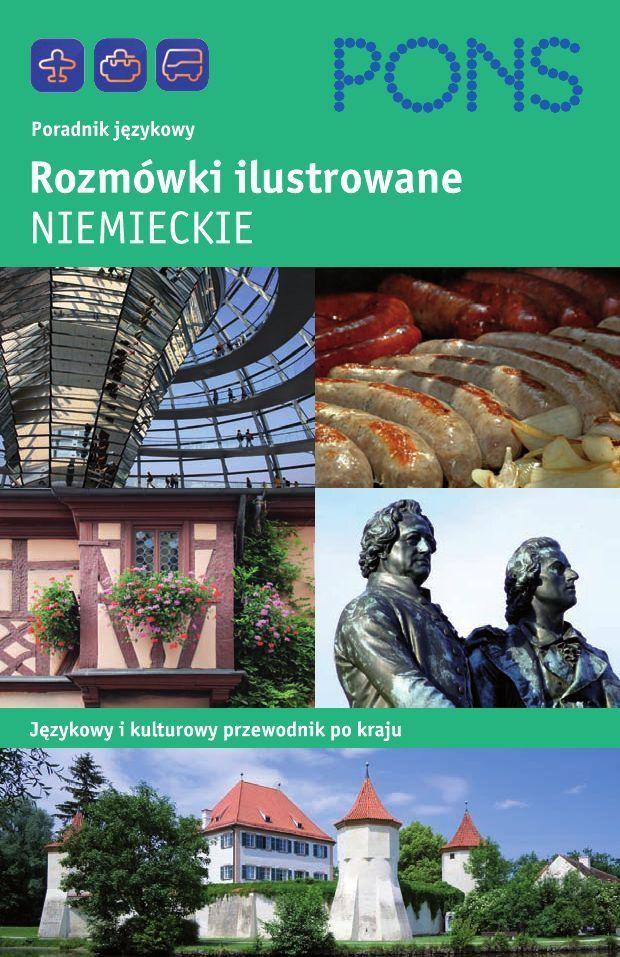Rozmówki ilustrowane niemieckie - Ebook (Książka PDF) do pobrania w formacie PDF