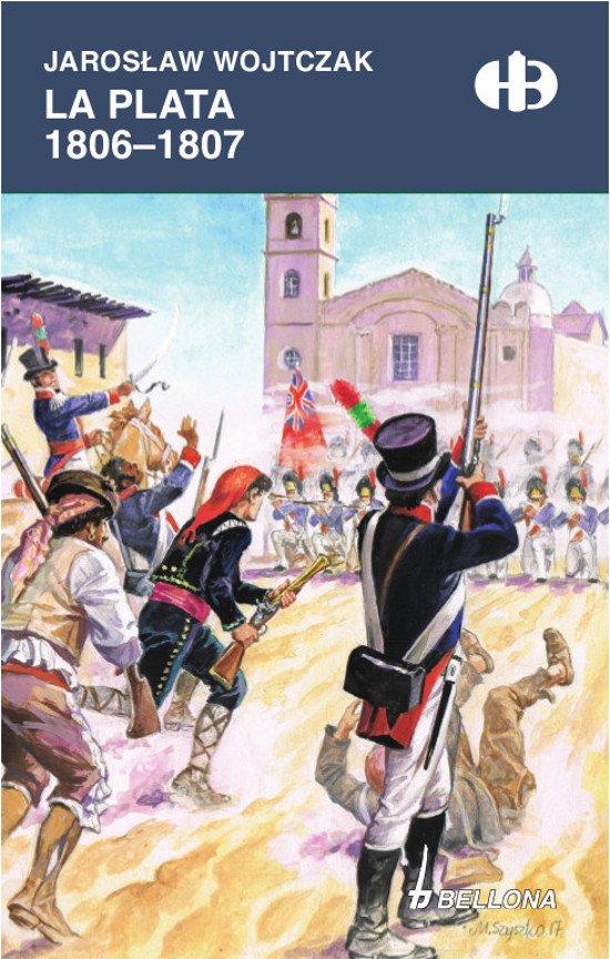 La Plata 1806-1807 - Ebook (Książka na Kindle) do pobrania w formacie MOBI
