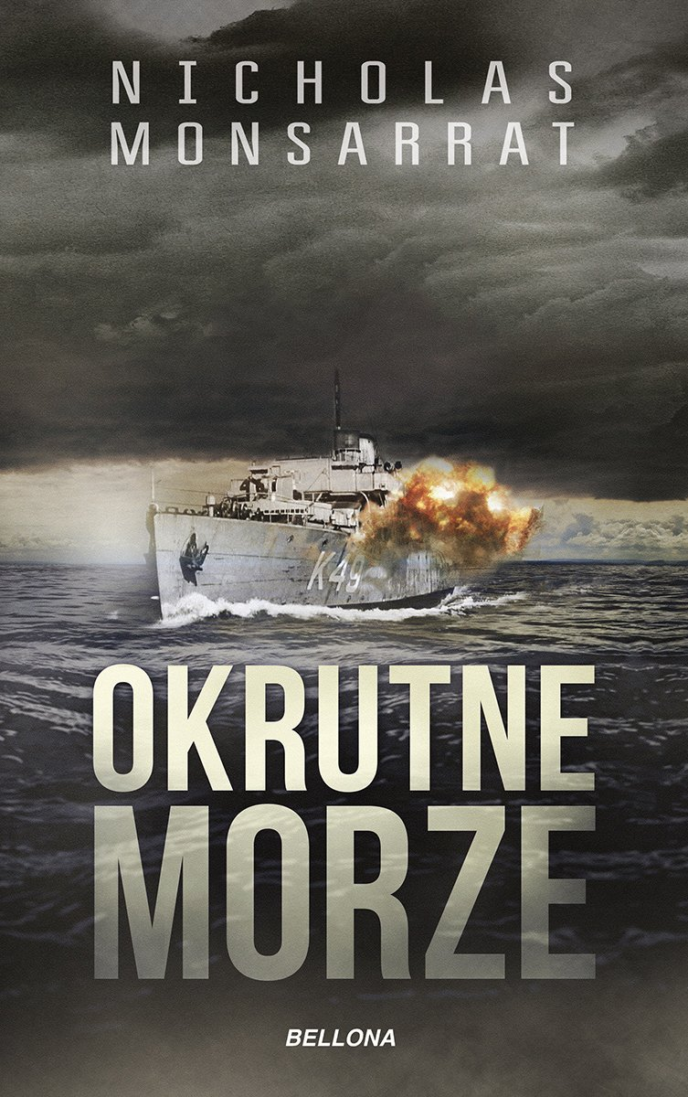 Okrutne morze - Ebook (Książka na Kindle) do pobrania w formacie MOBI