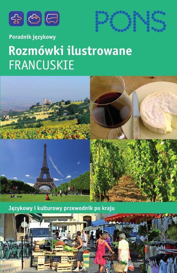 Rozmówki ilustrowane francuskie - Ebook (Książka PDF) do pobrania w formacie PDF
