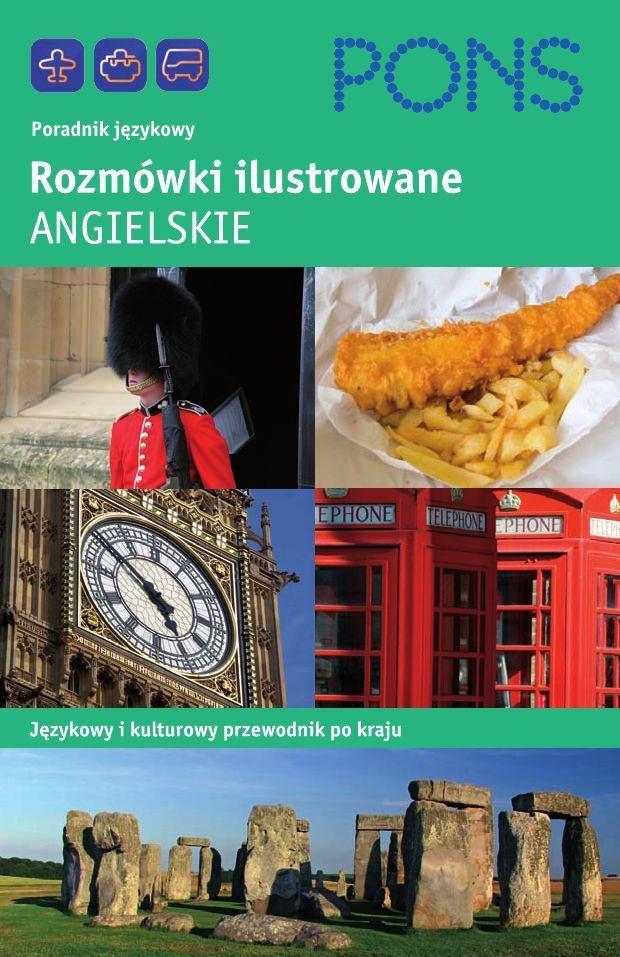 Rozmówki ilustrowane angielskie - Ebook (Książka PDF) do pobrania w formacie PDF