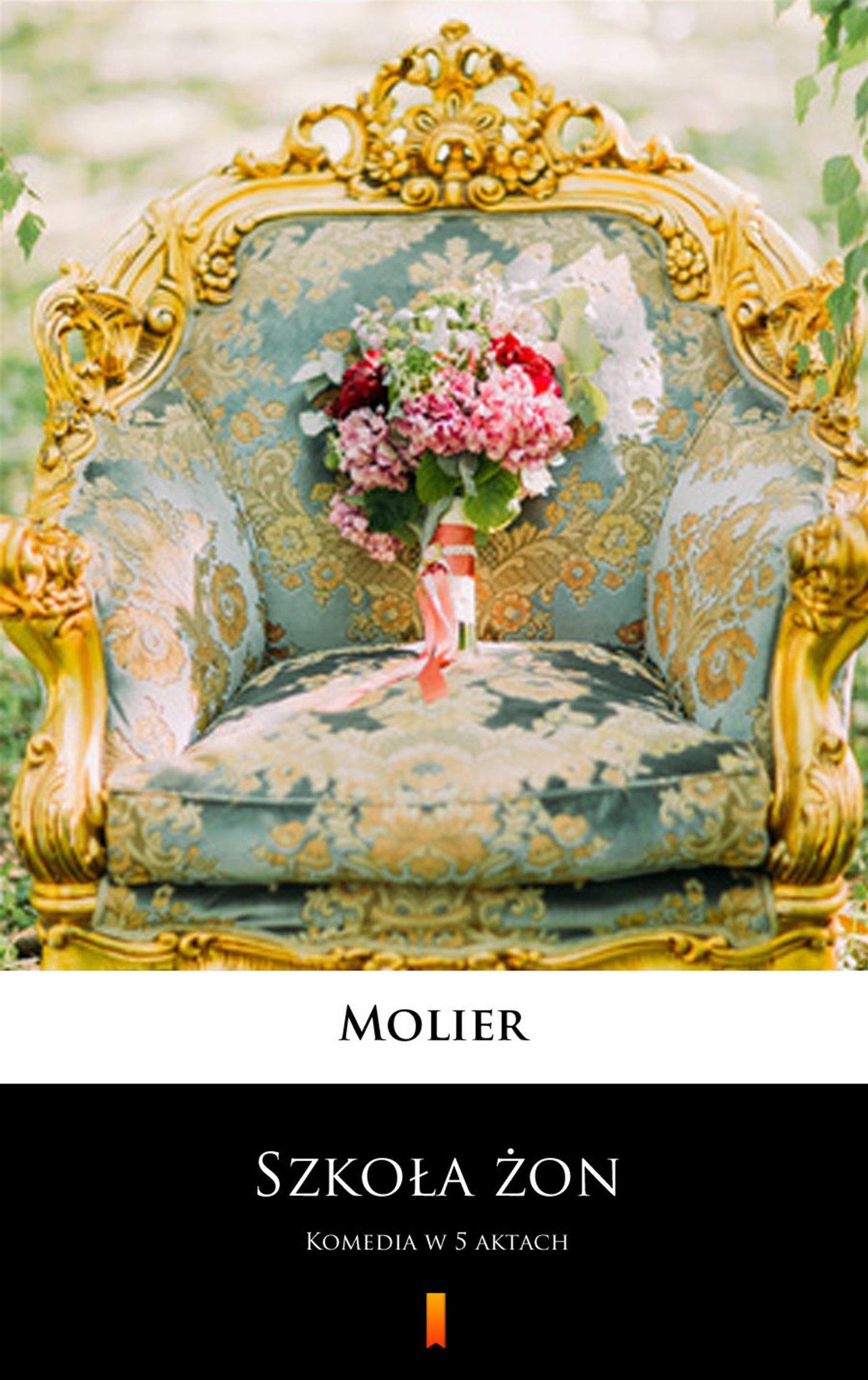 Szkoła żon - Ebook (Książka na Kindle) do pobrania w formacie MOBI