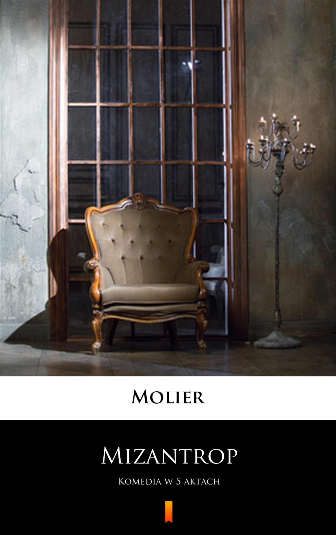 Mizantrop - Ebook (Książka na Kindle) do pobrania w formacie MOBI