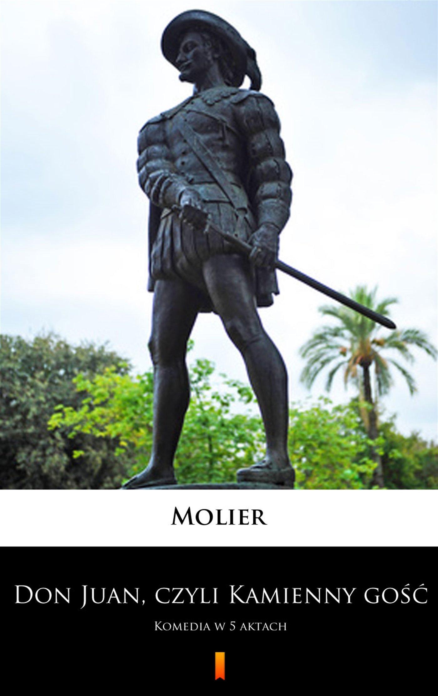 Don Juan, czyli Kamienny gość - Ebook (Książka na Kindle) do pobrania w formacie MOBI