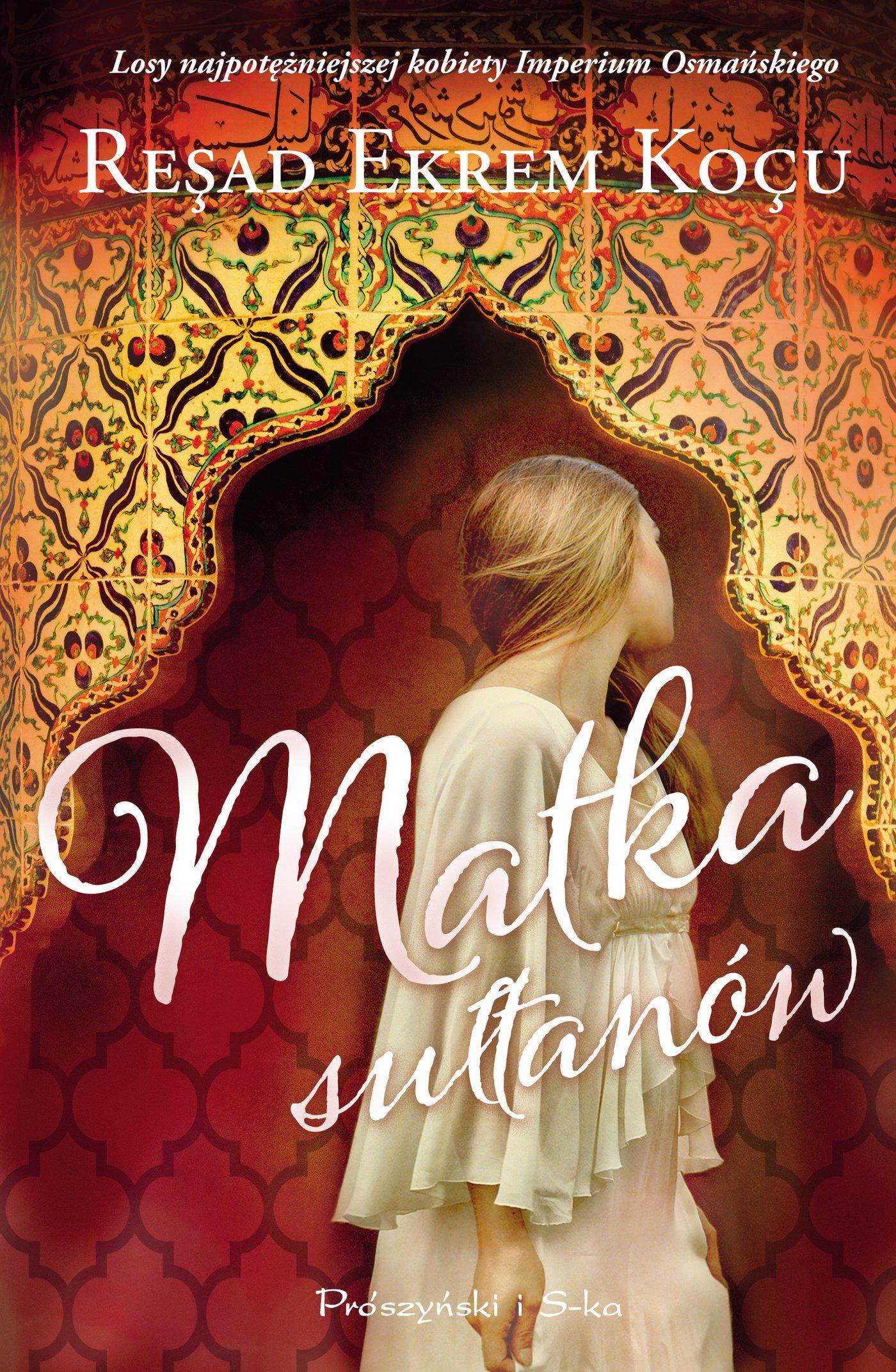 Matka sułtanów - Ebook (Książka na Kindle) do pobrania w formacie MOBI